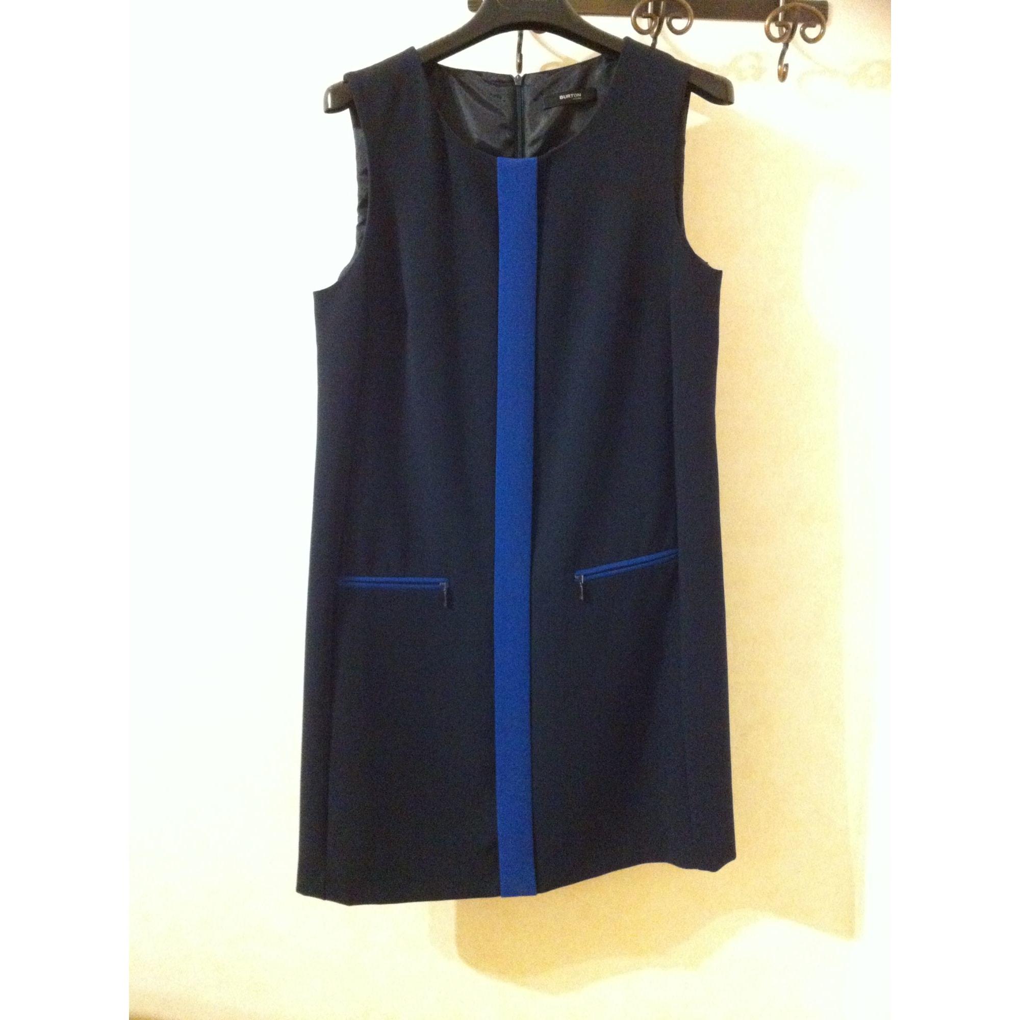 Robe courte BURTON Bleu, bleu marine, bleu turquoise