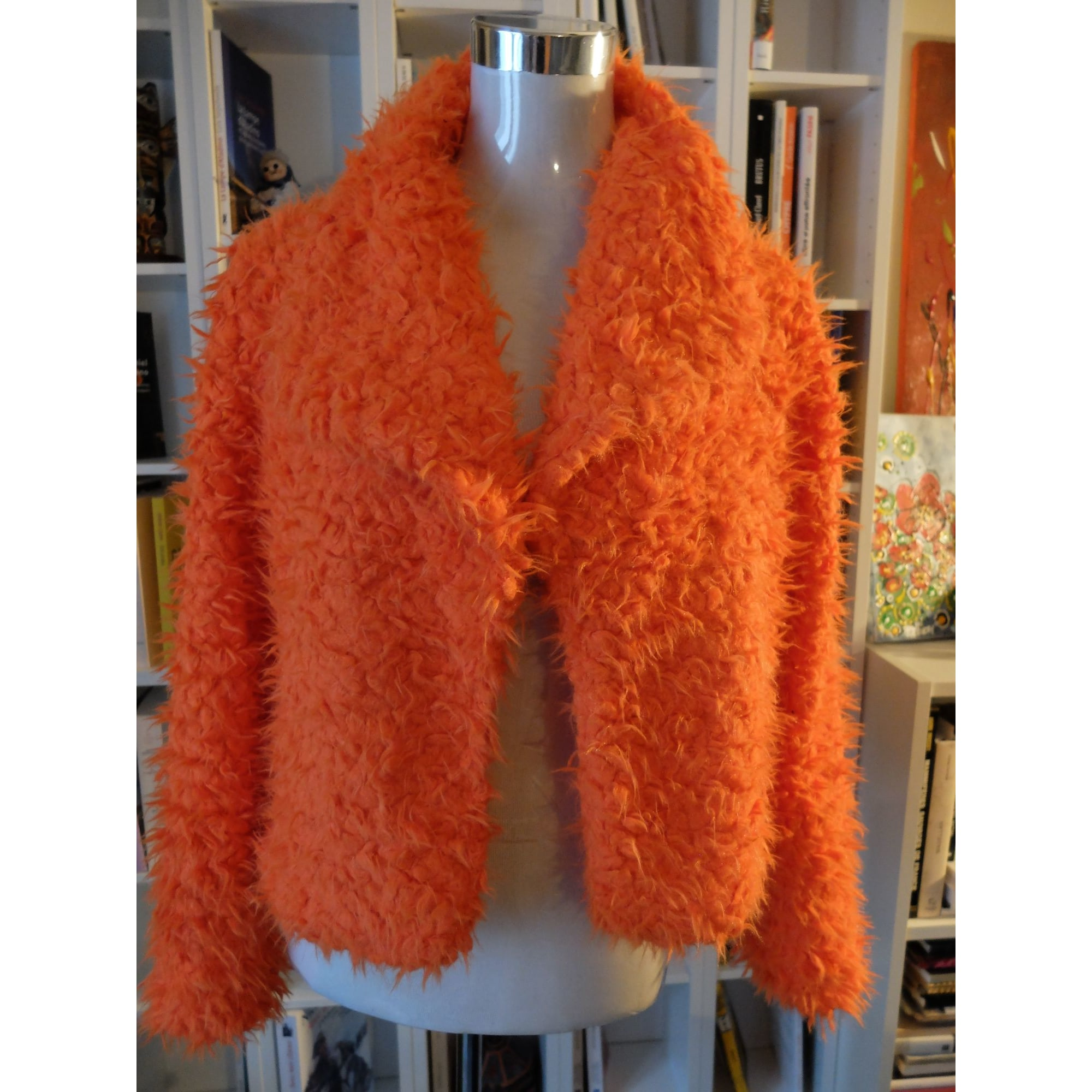 Veste SHEINSIDE Orange