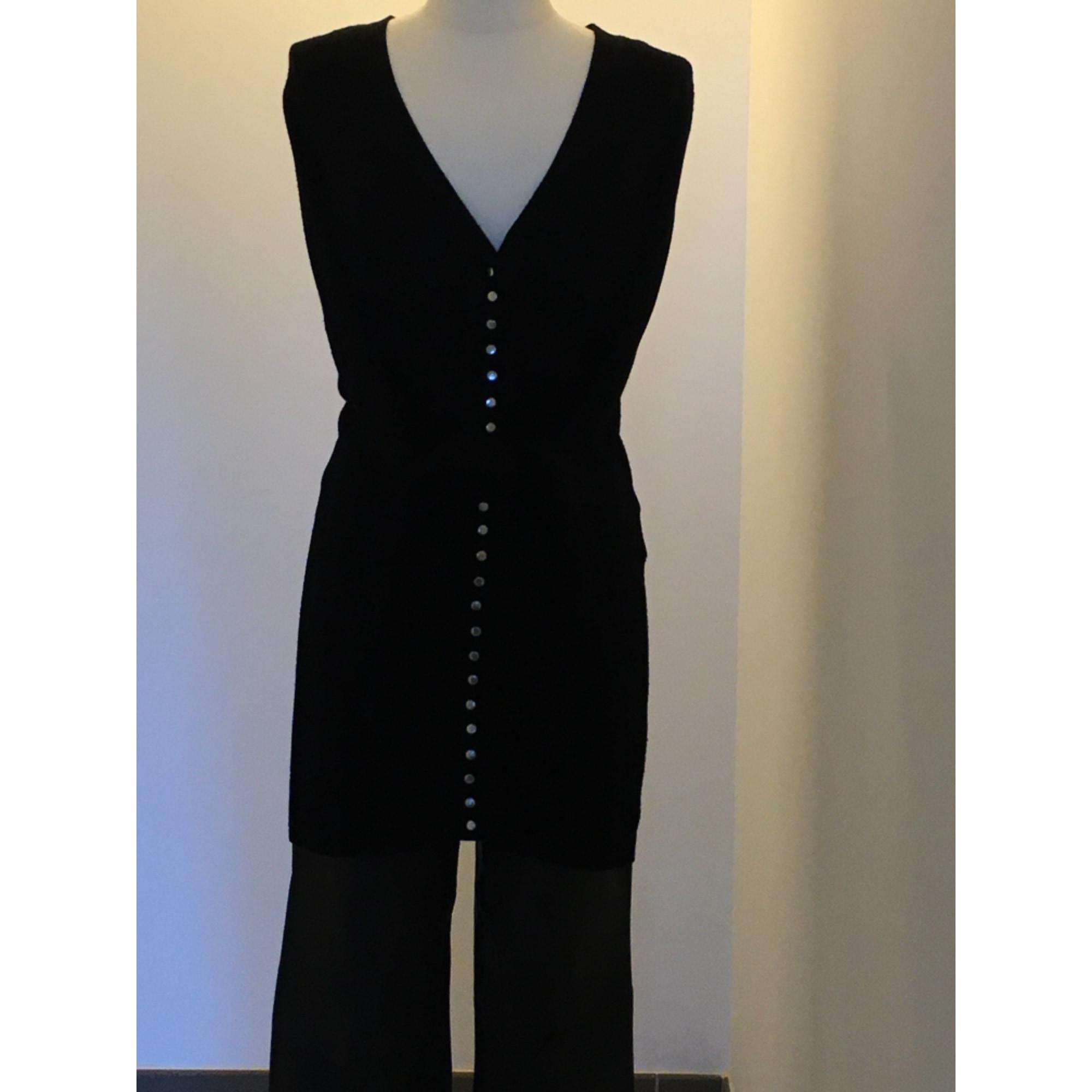 Robe tunique SINÉQUANONE Noir