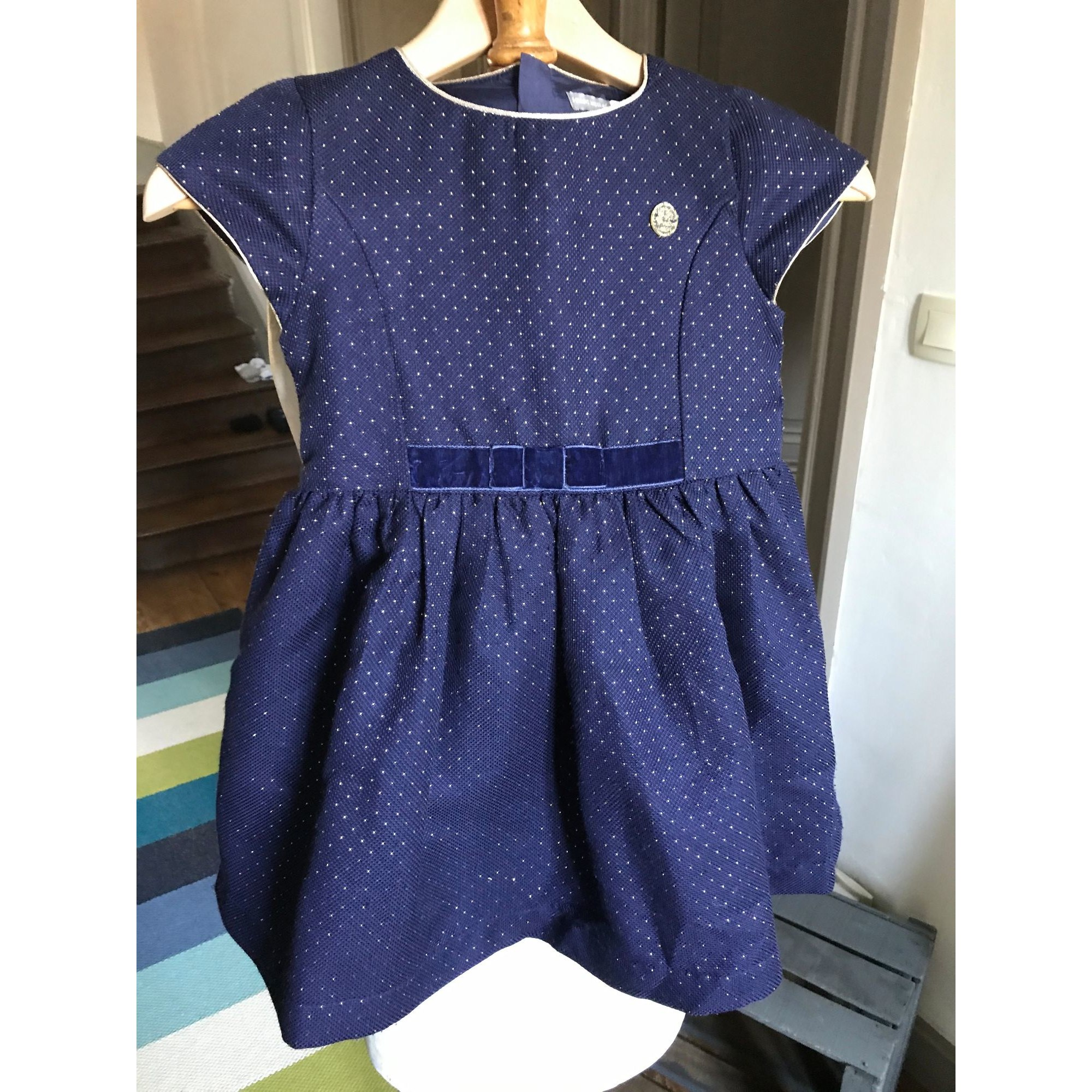 Robe SERGENT MAJOR Bleu, bleu marine, bleu turquoise