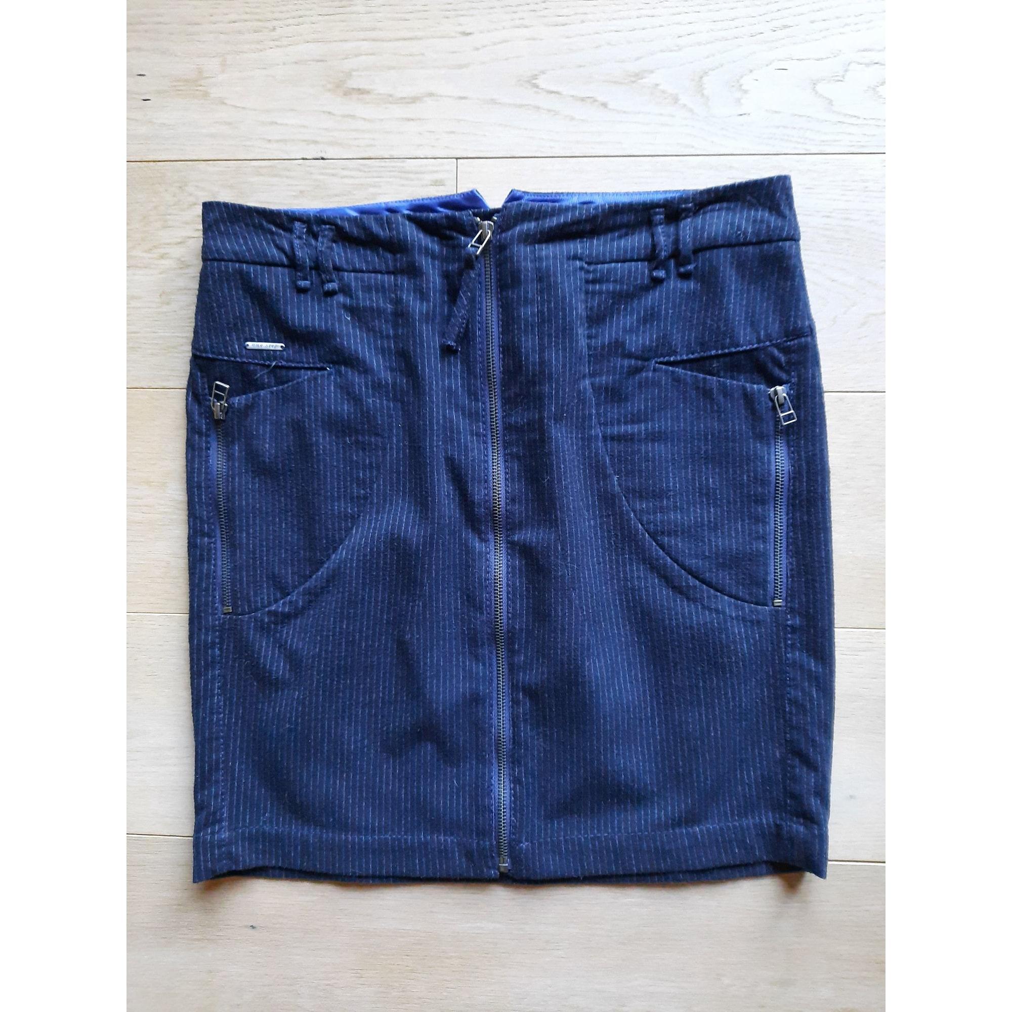Jupe courte ONE STEP Bleu, bleu marine, bleu turquoise