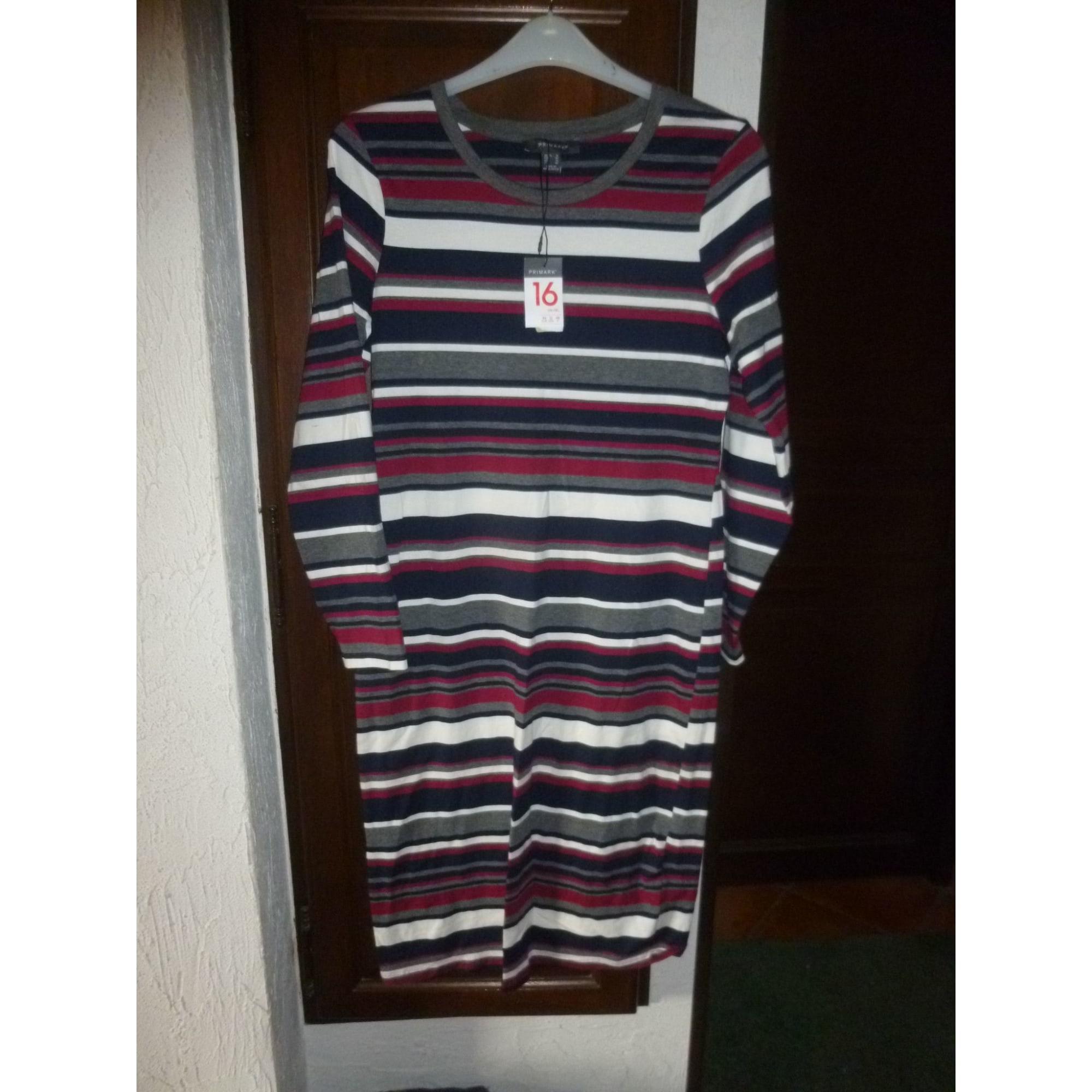 Robe mi-longue PRIMARK Multicouleur