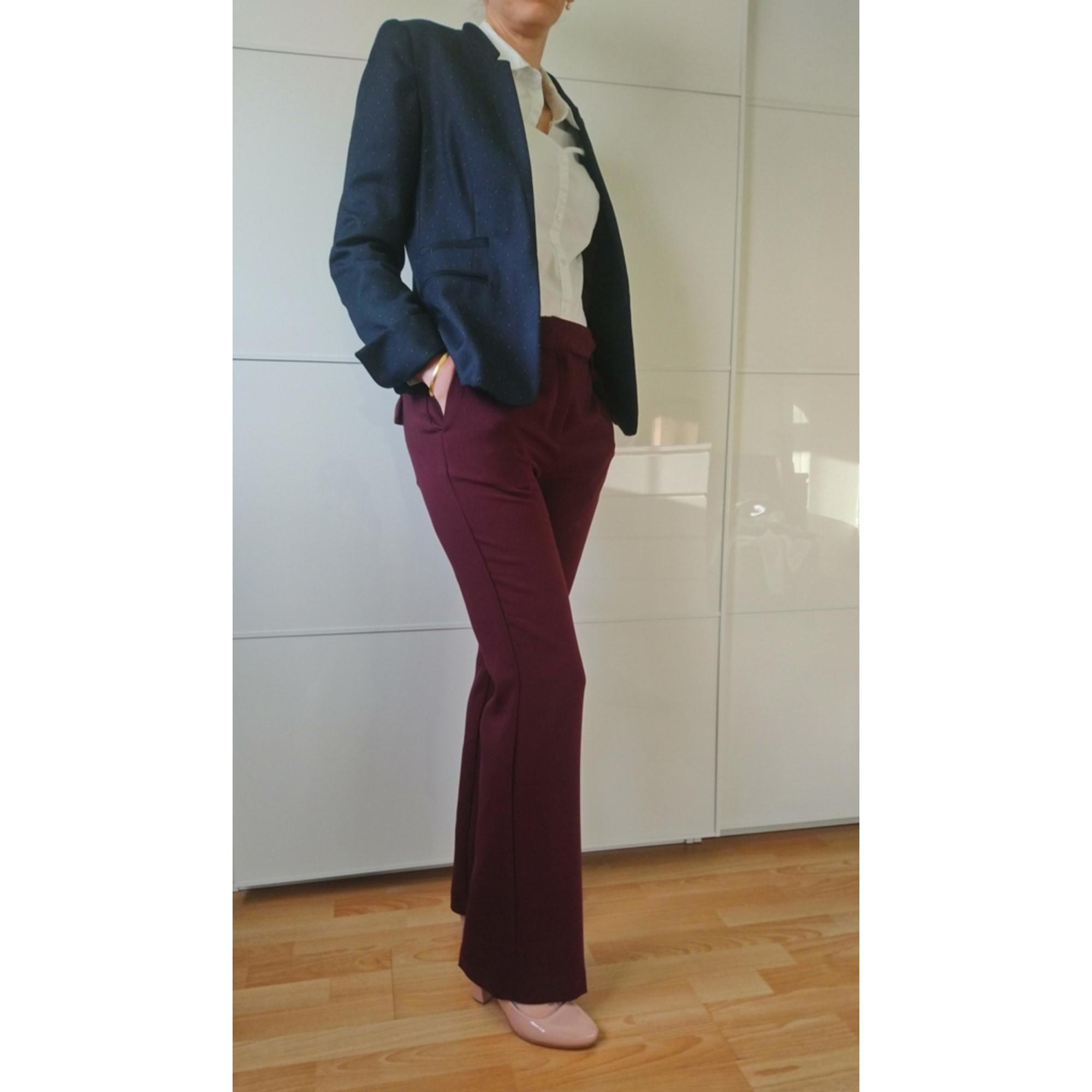 Pantalon évasé KIABI Violet, mauve, lavande