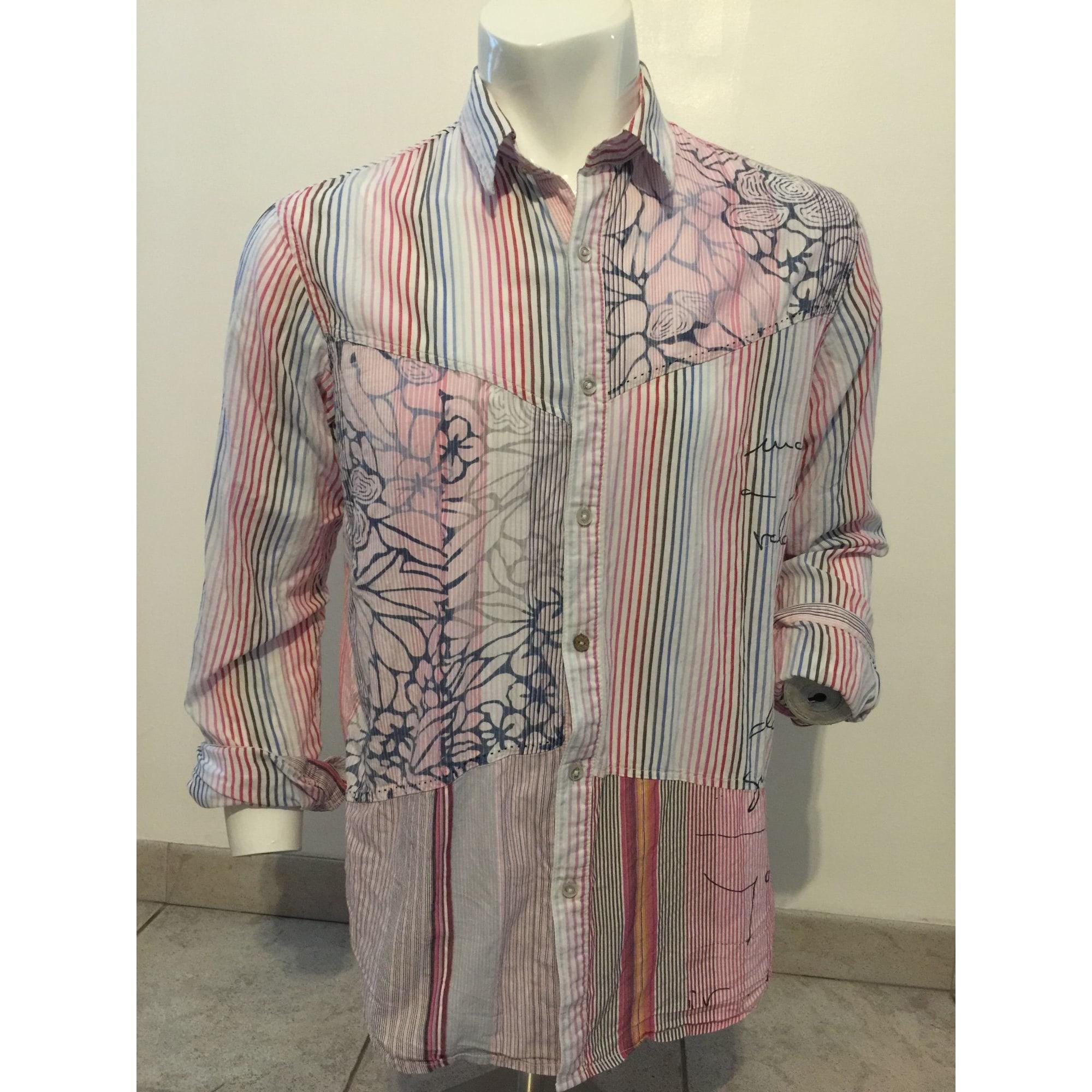 Shirt DESIGUAL Multicolor