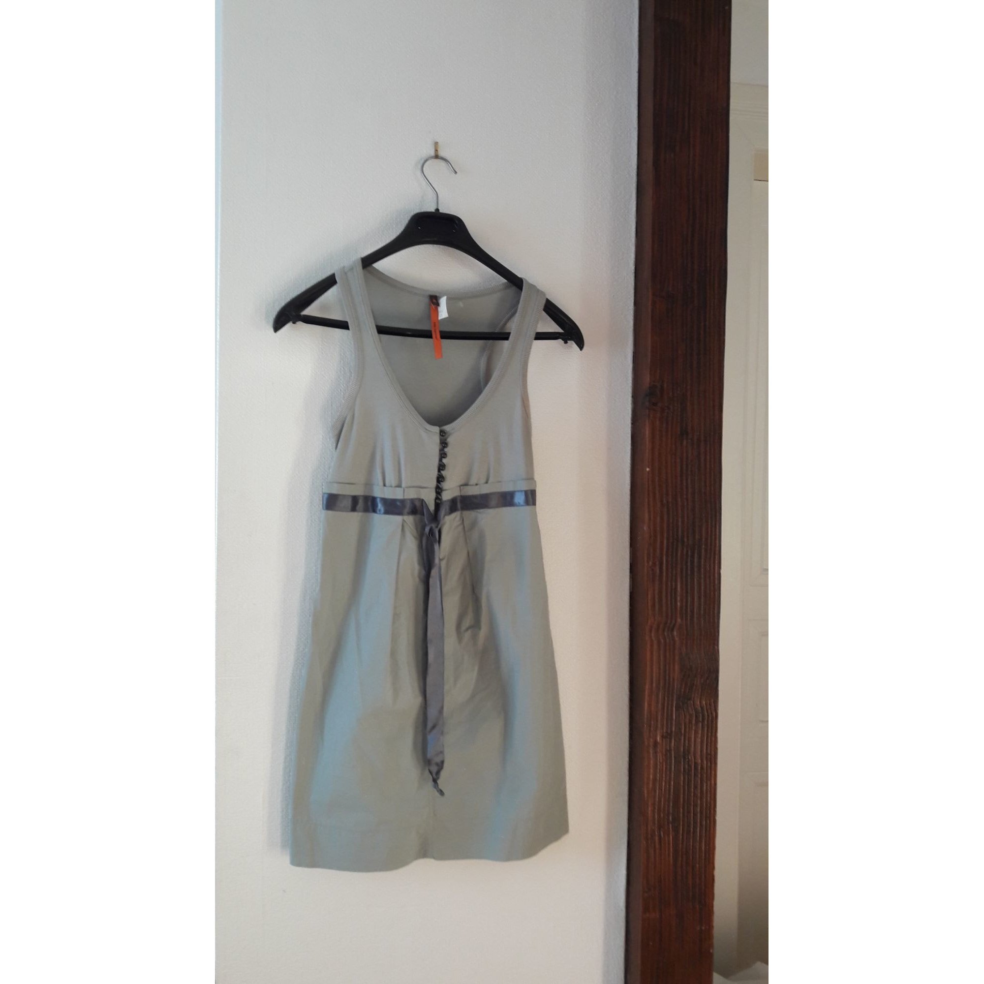 Robe mi-longue COP-COPINE Vert