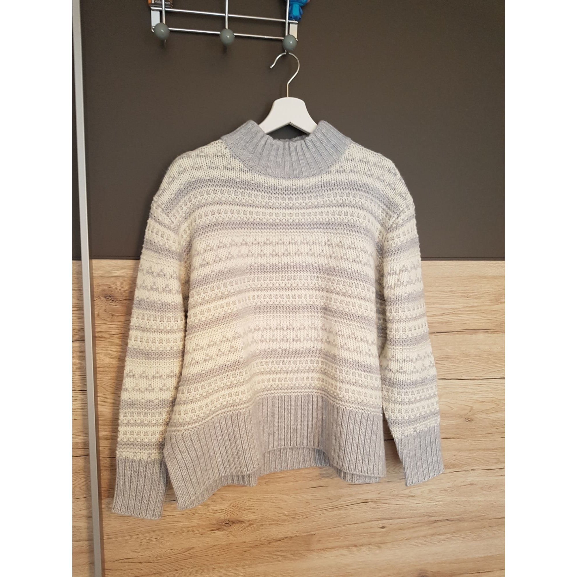 Pull SUPERDRY Gris, anthracite