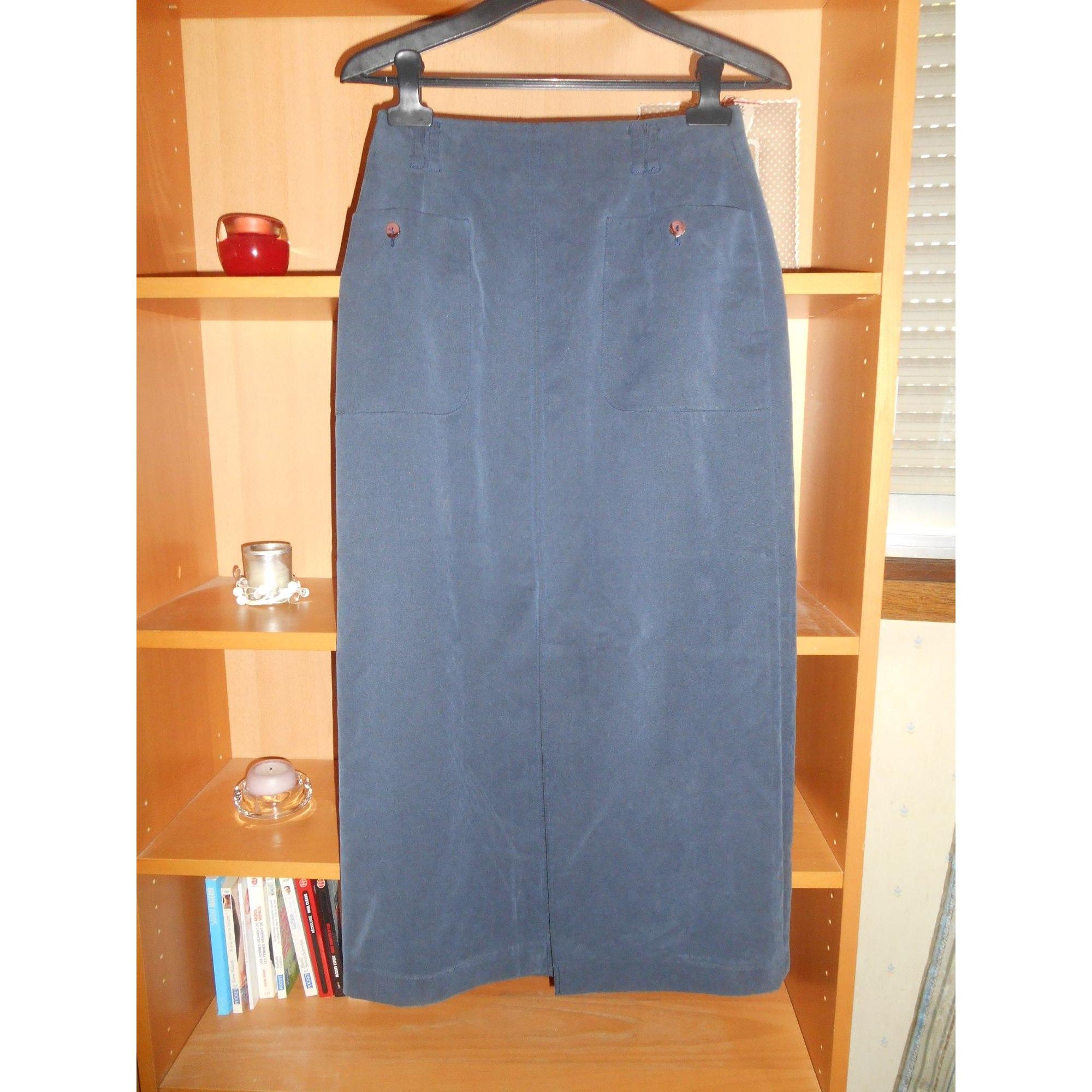 Jupe longue 1.2.3 Bleu, bleu marine, bleu turquoise