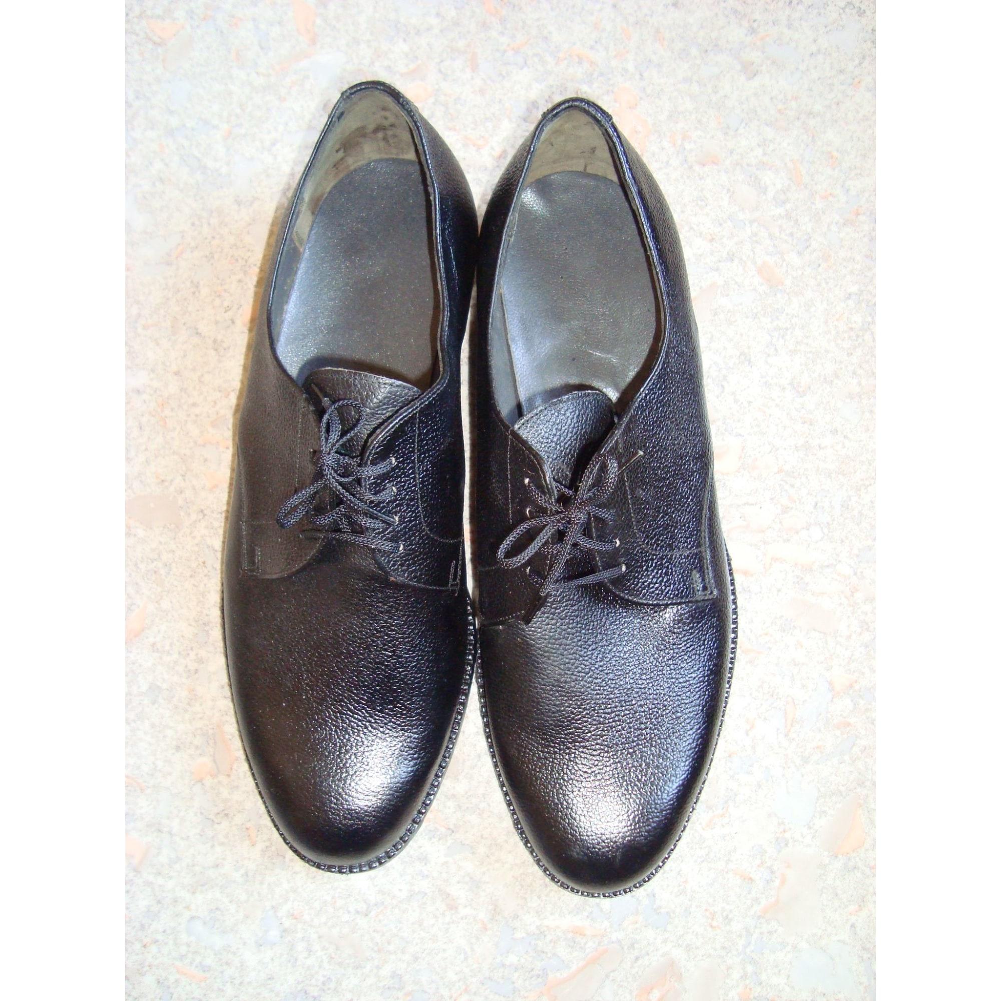Lace Up Shoes BATA Black
