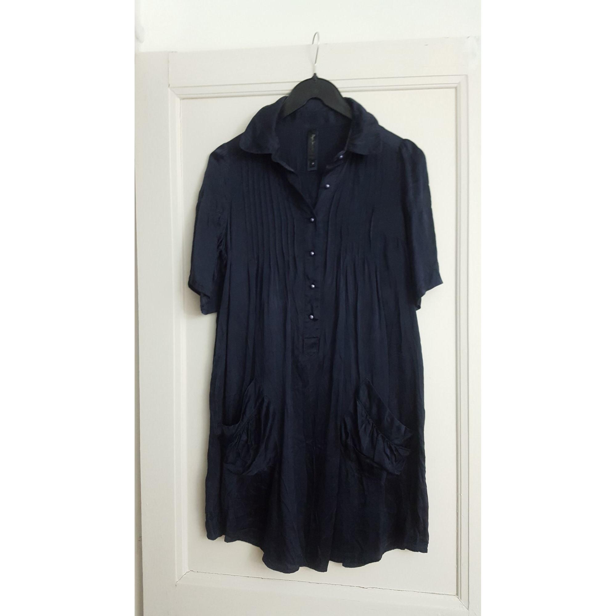 Robe tunique PEPE JEANS Bleu, bleu marine, bleu turquoise