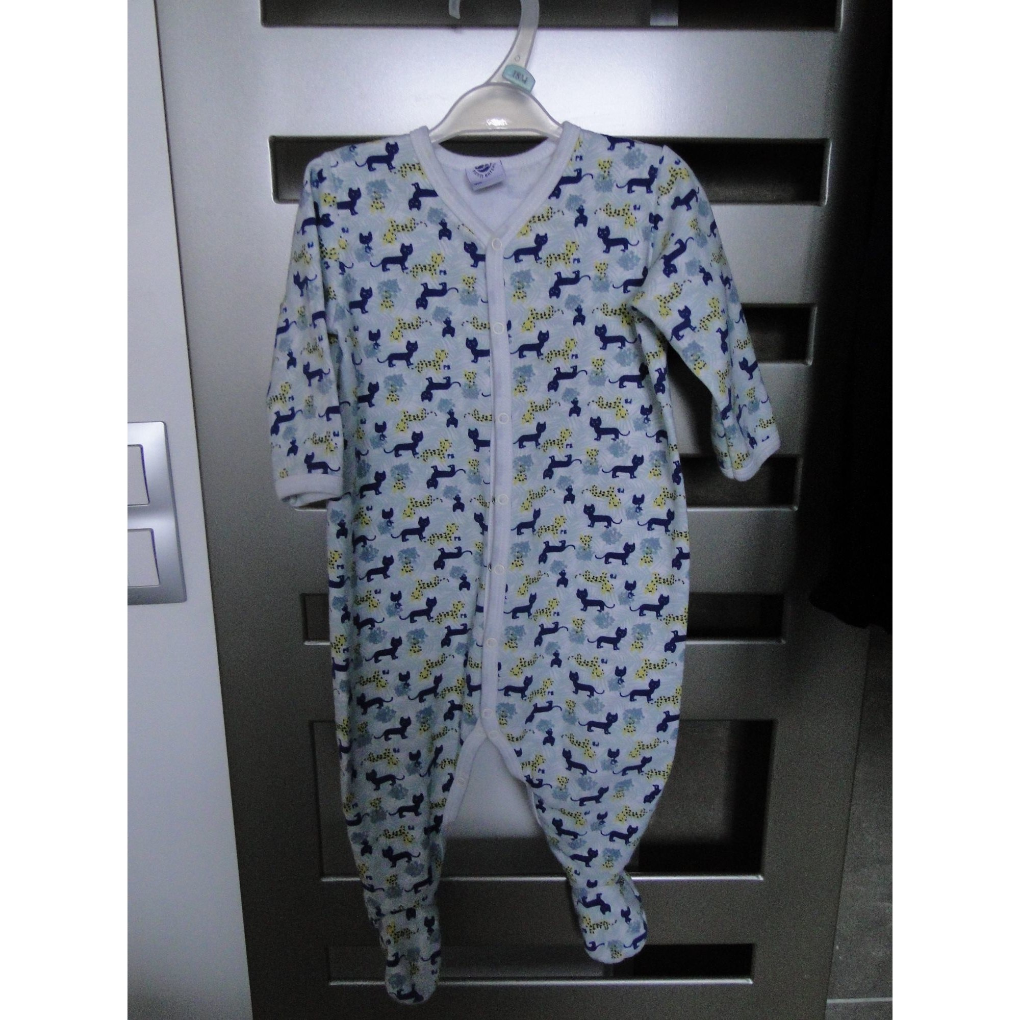 Pyjama PETIT BATEAU Beige, camel