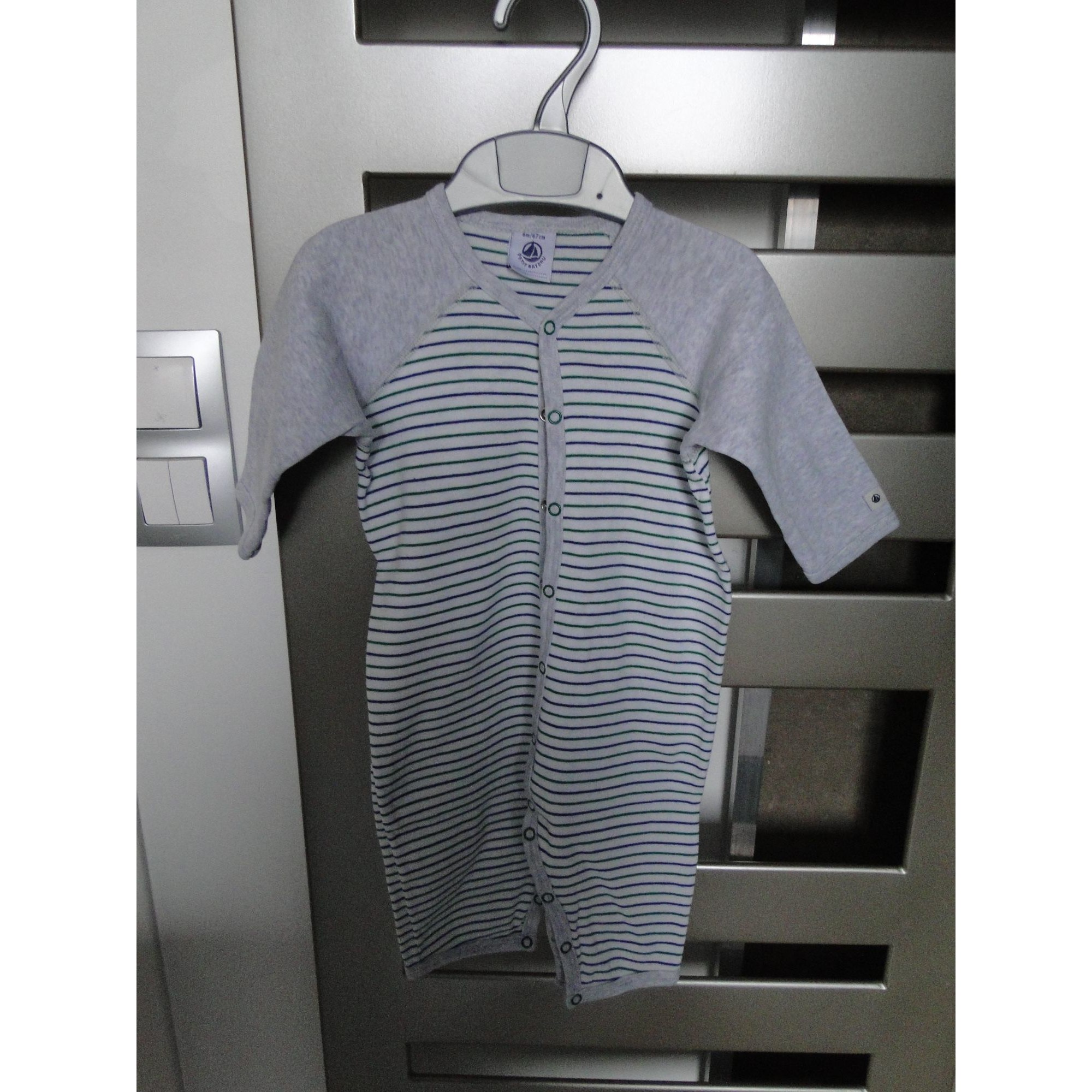 Pyjama PETIT BATEAU Vert