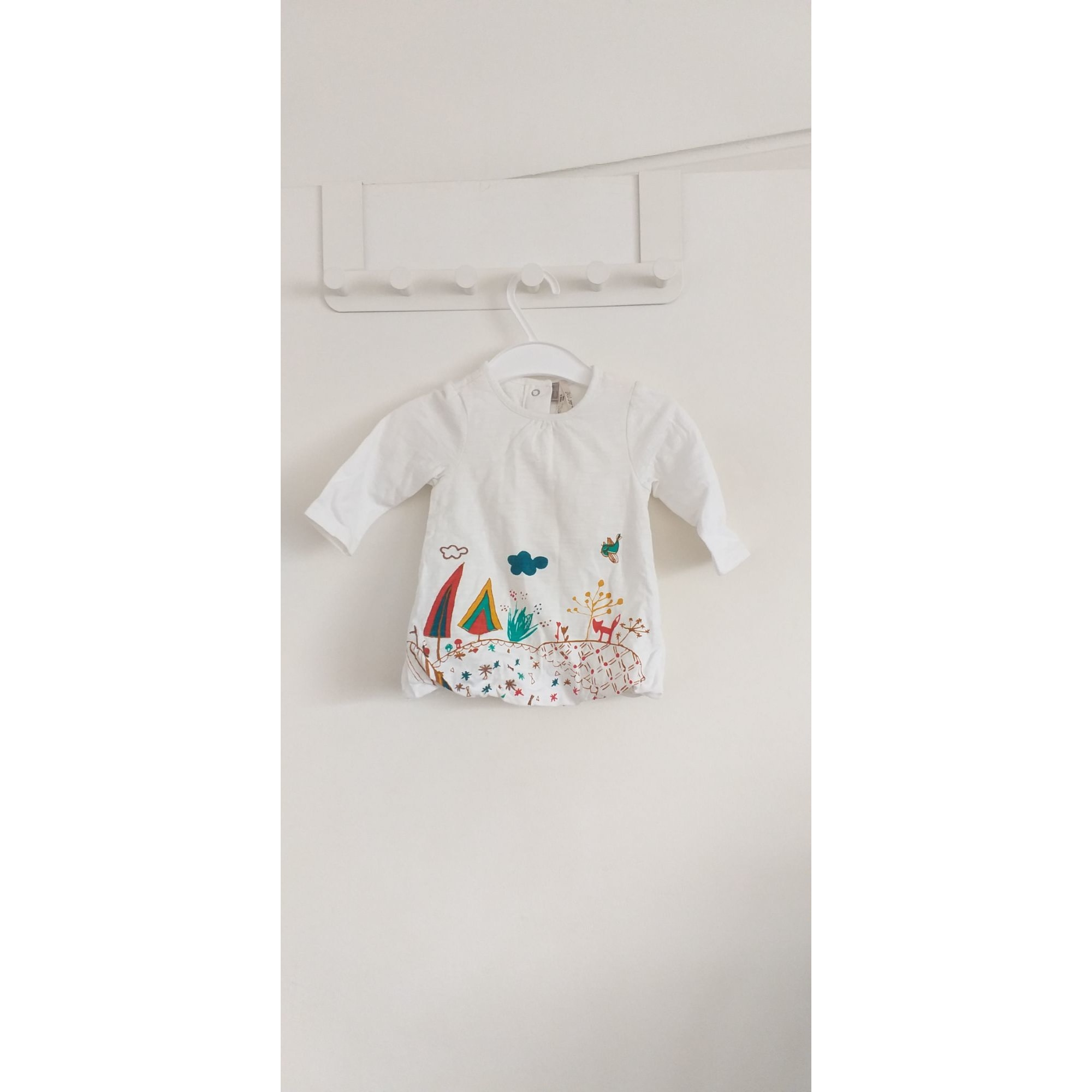 Top, tee shirt ORCHESTRA Blanc, blanc cassé, écru