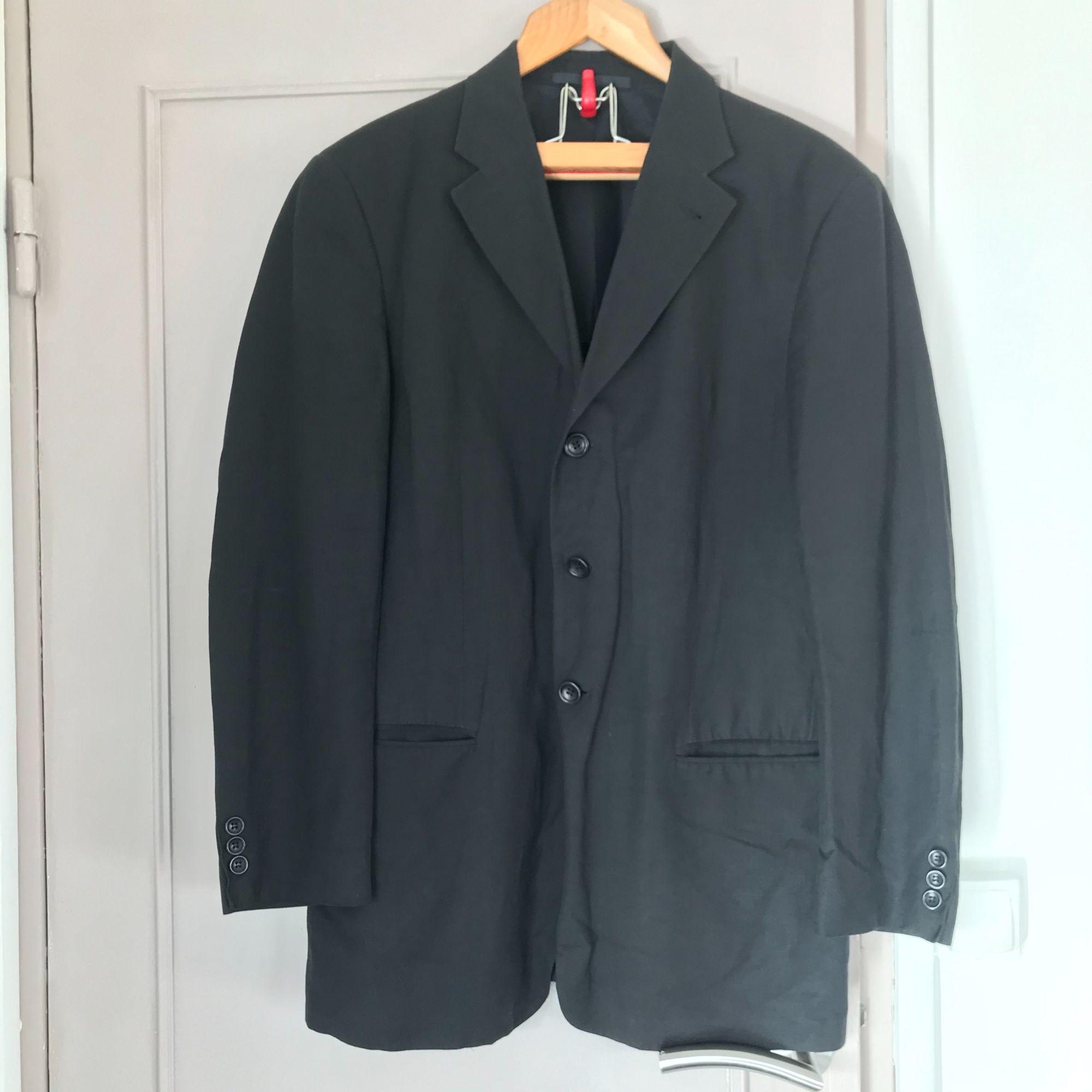 Costume complet ARMANI Noir