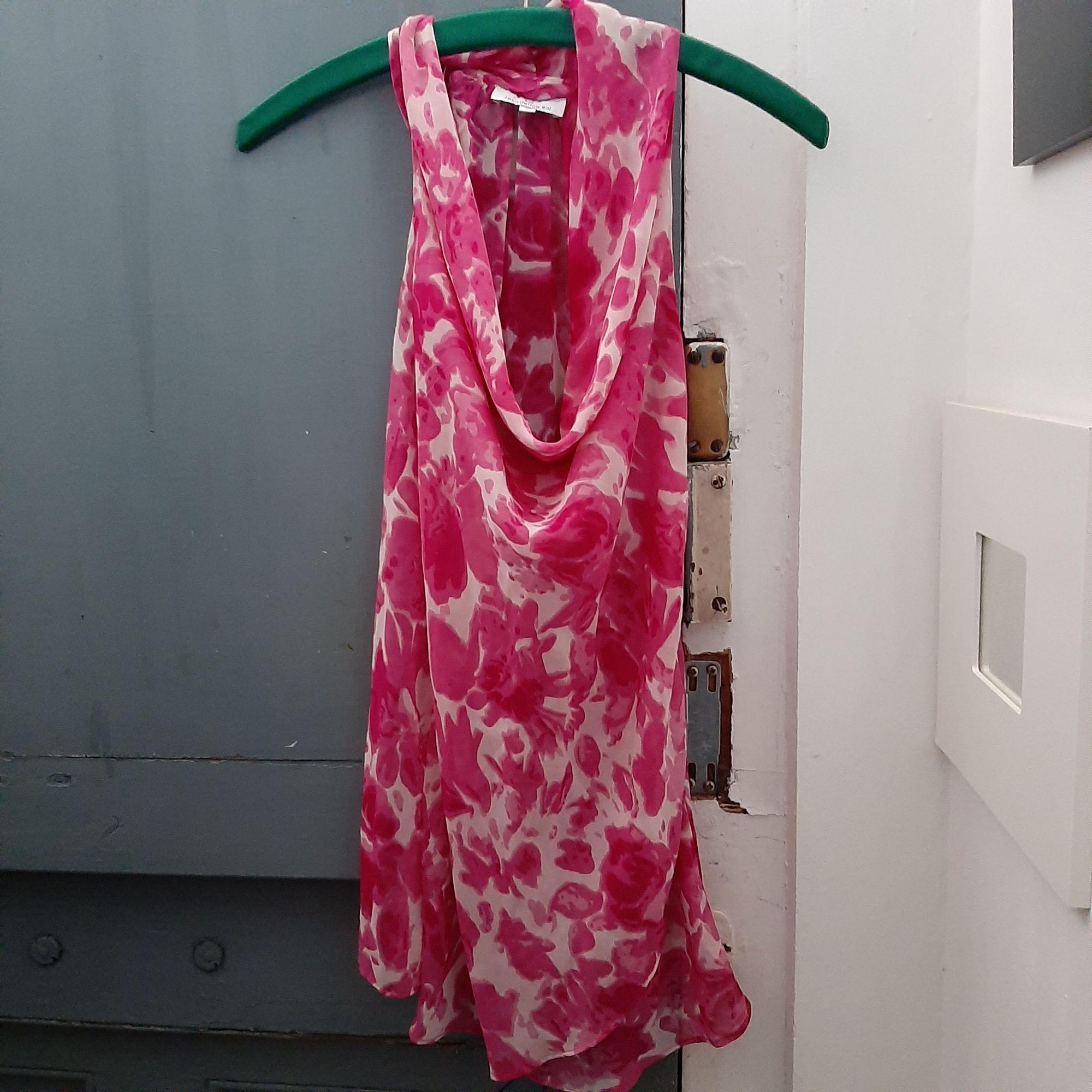 Top, tee-shirt JACQUELINE RIU Rose, fuschia, vieux rose