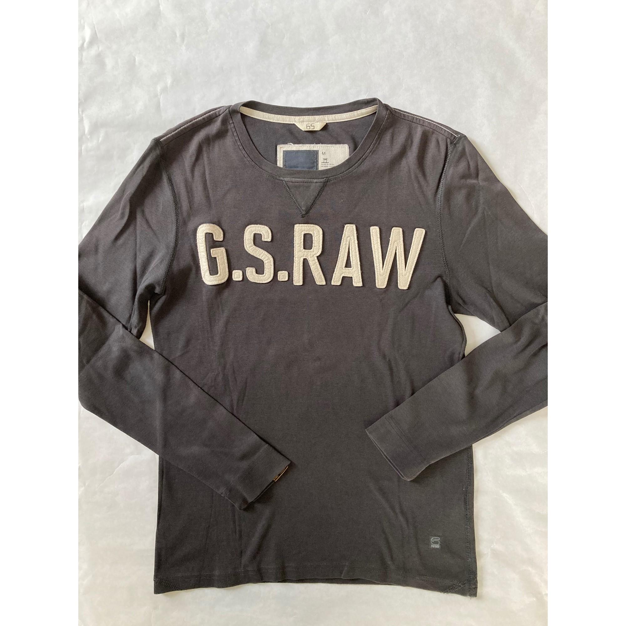 Tee-shirt G-STAR Noir