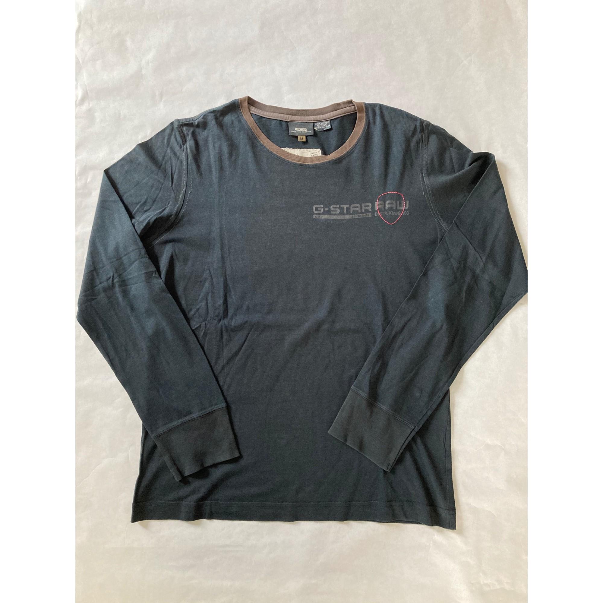 Tee-shirt G-STAR Bleu, bleu marine, bleu turquoise