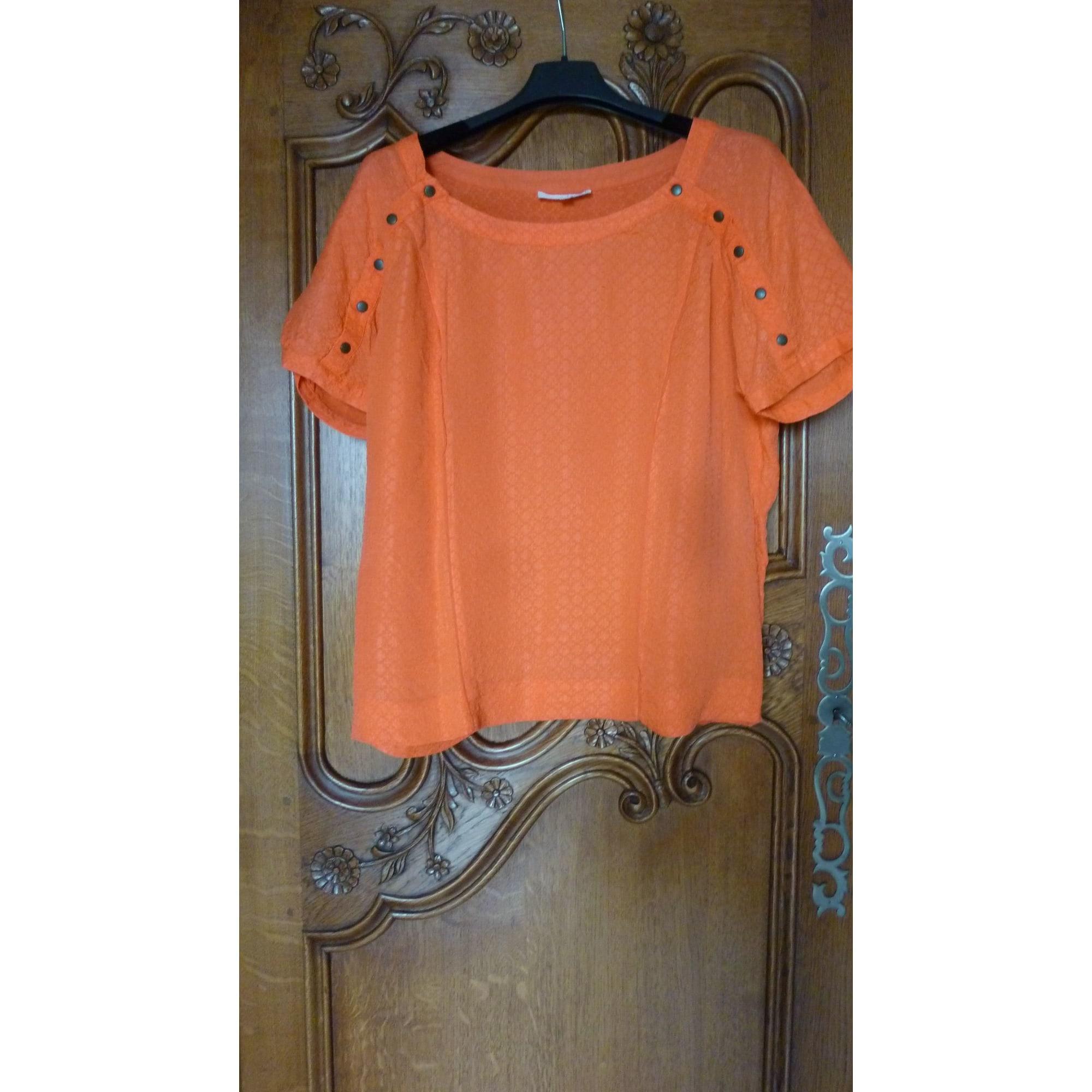 Blouse BA&SH Orange
