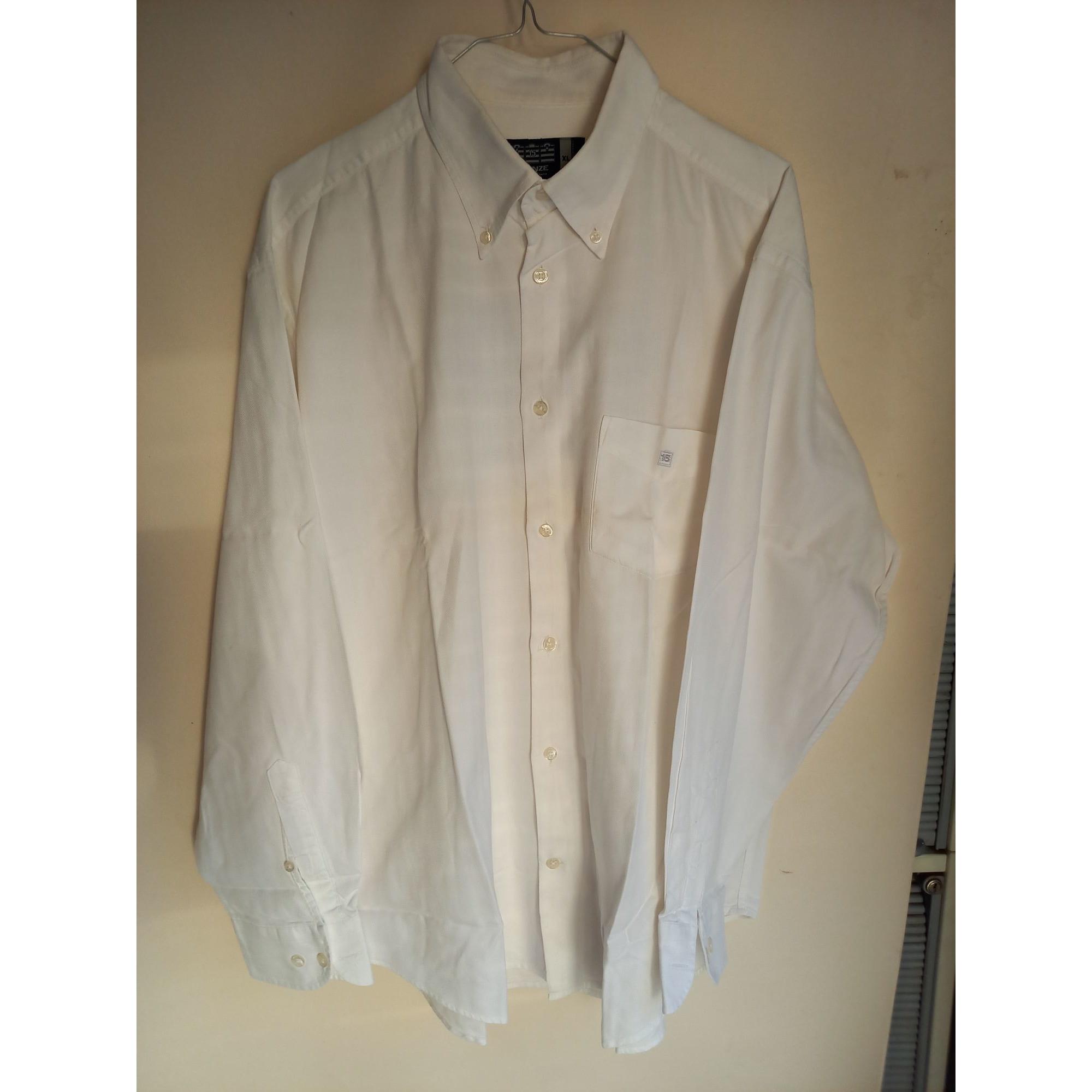 Shirt SERGE BLANCO White, off-white, ecru