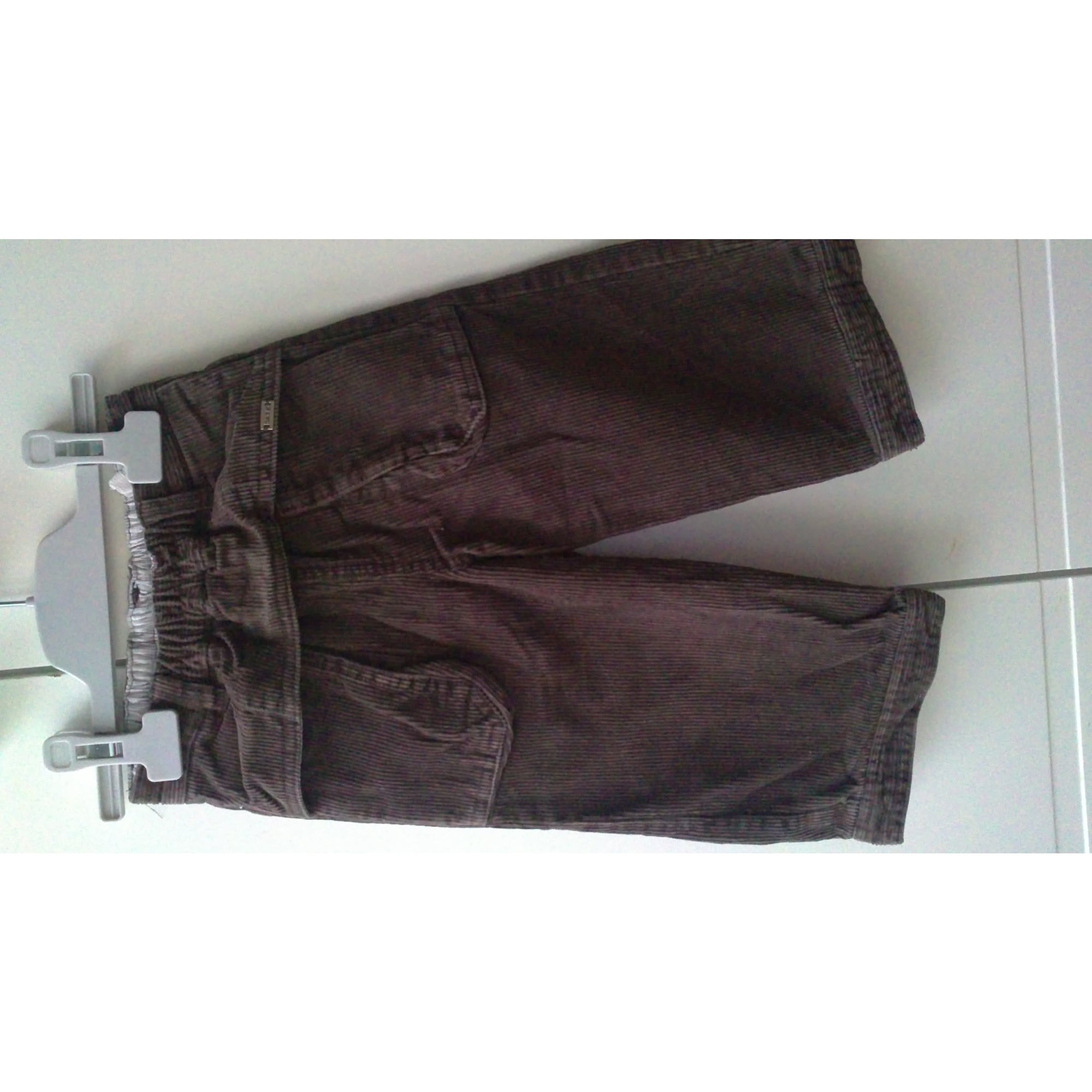 Pantalon OBAIBI Marron