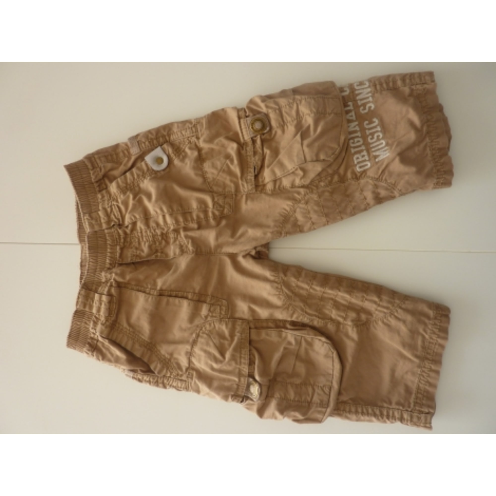 Pantalon CATIMINI Beige, camel