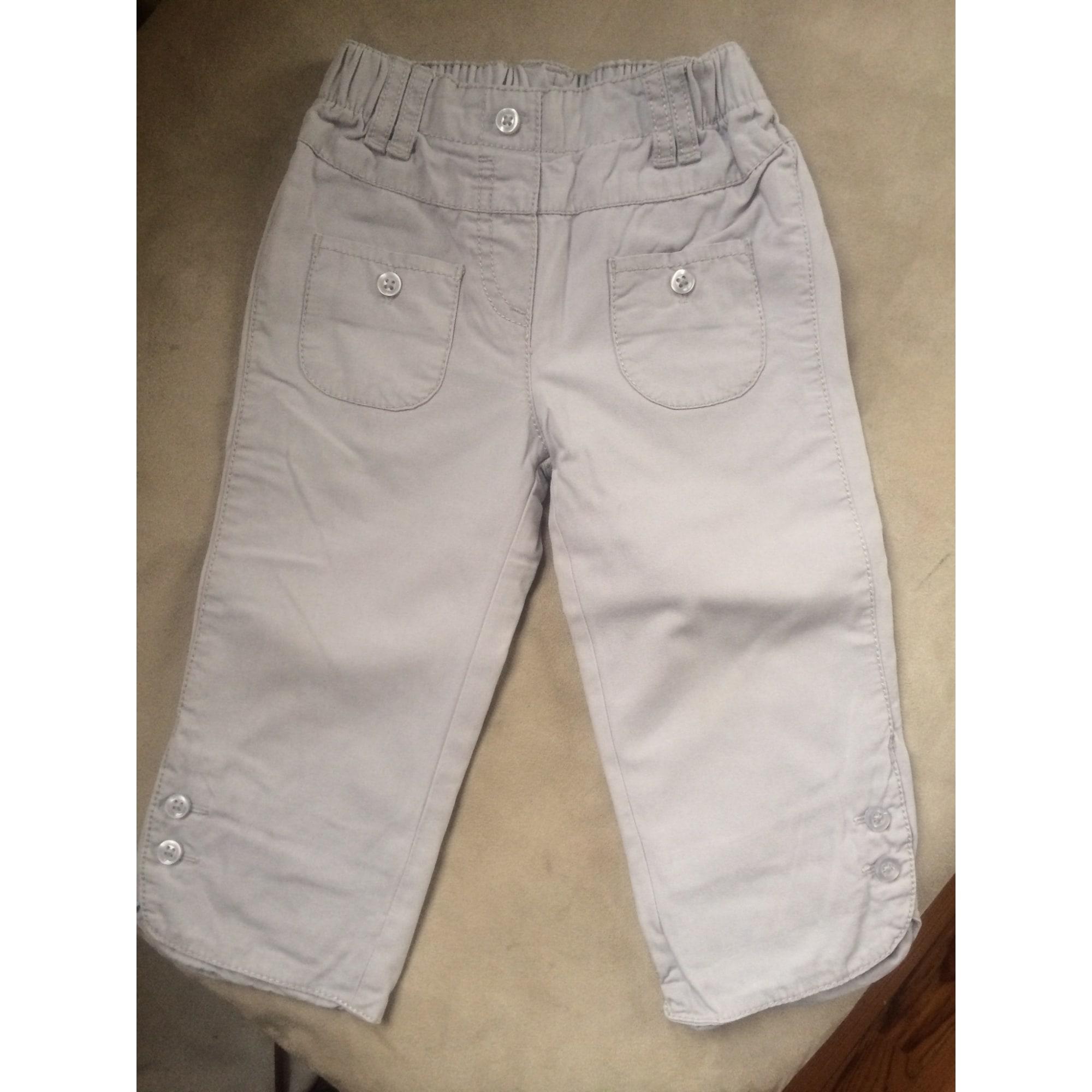 Pantalon MEXX Gris très clair
