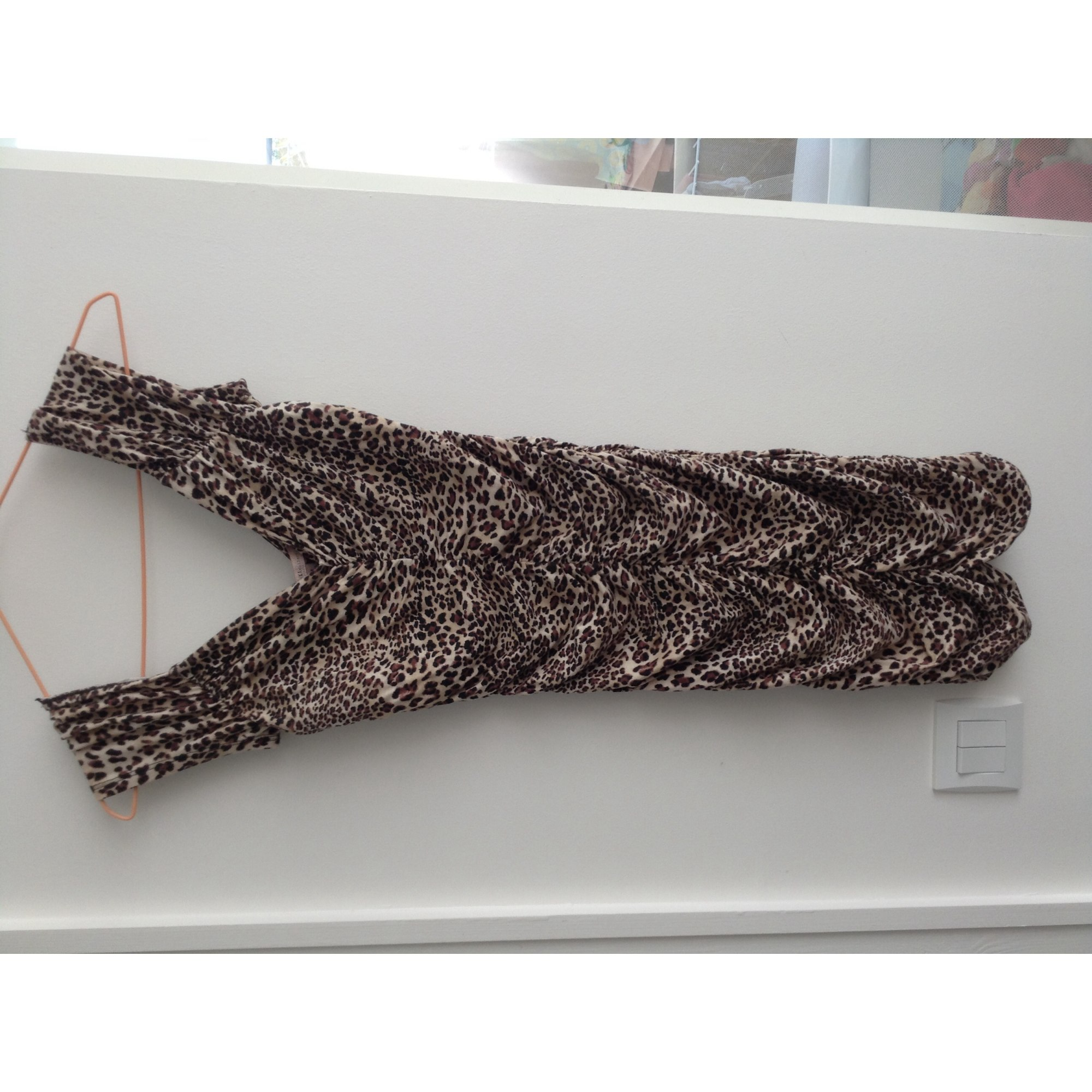 Robe tunique BERSHKA Imprimés animaliers