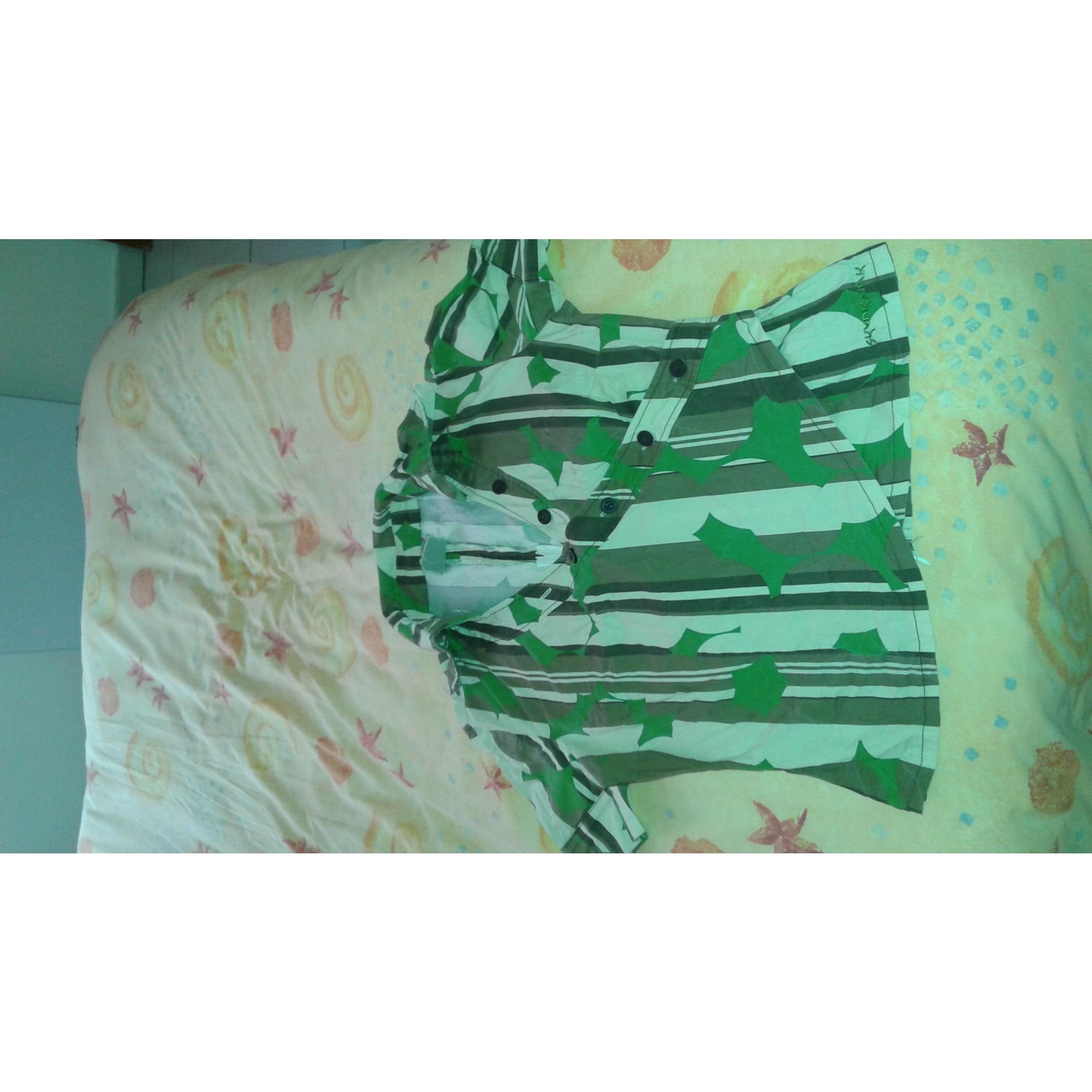 Top, tee-shirt SKUNK FUNK Kaki