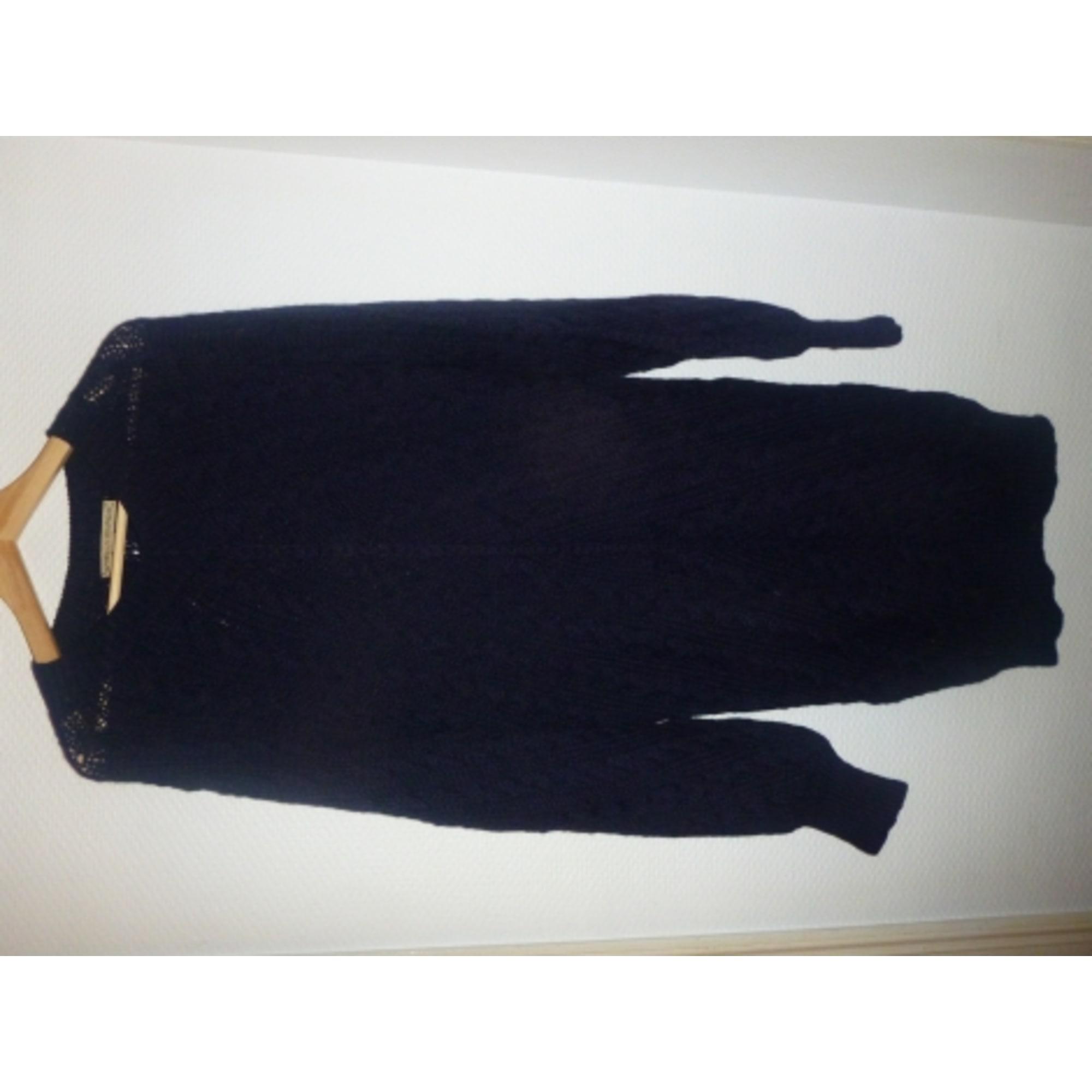 Robe pull STELLA PARDO Bleu, bleu marine, bleu turquoise
