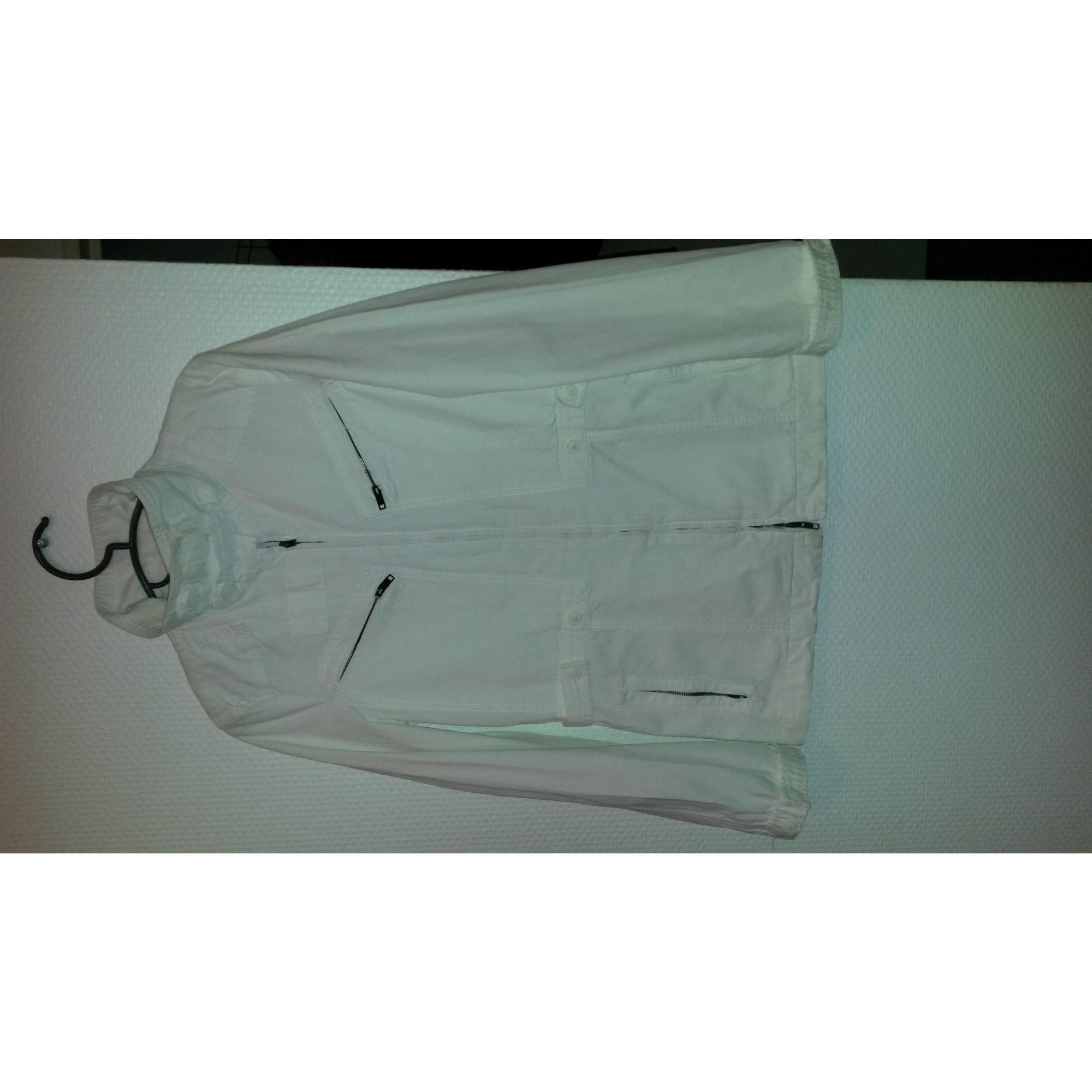 Saharienne COMPTOIR DES COTONNIERS Blanc, blanc cassé, écru