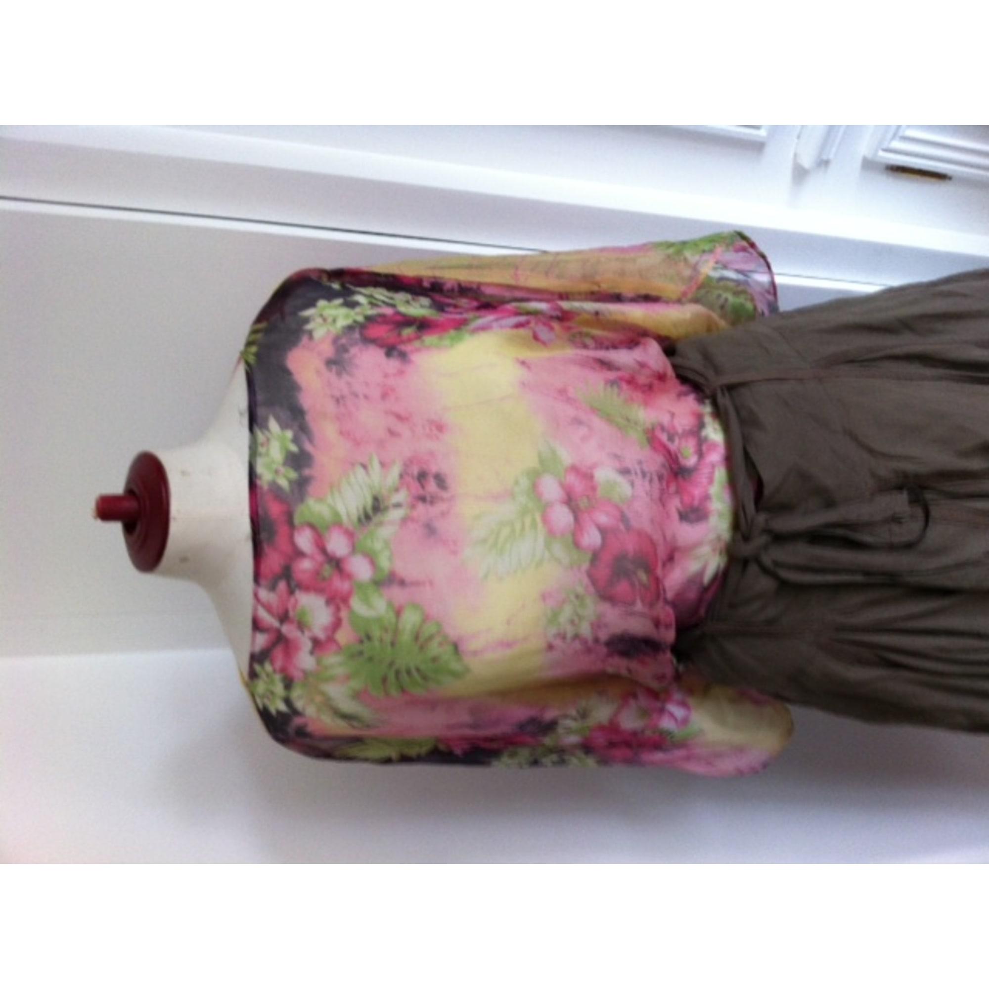 Blouse MODE MACHINE Rose, fuschia, vieux rose