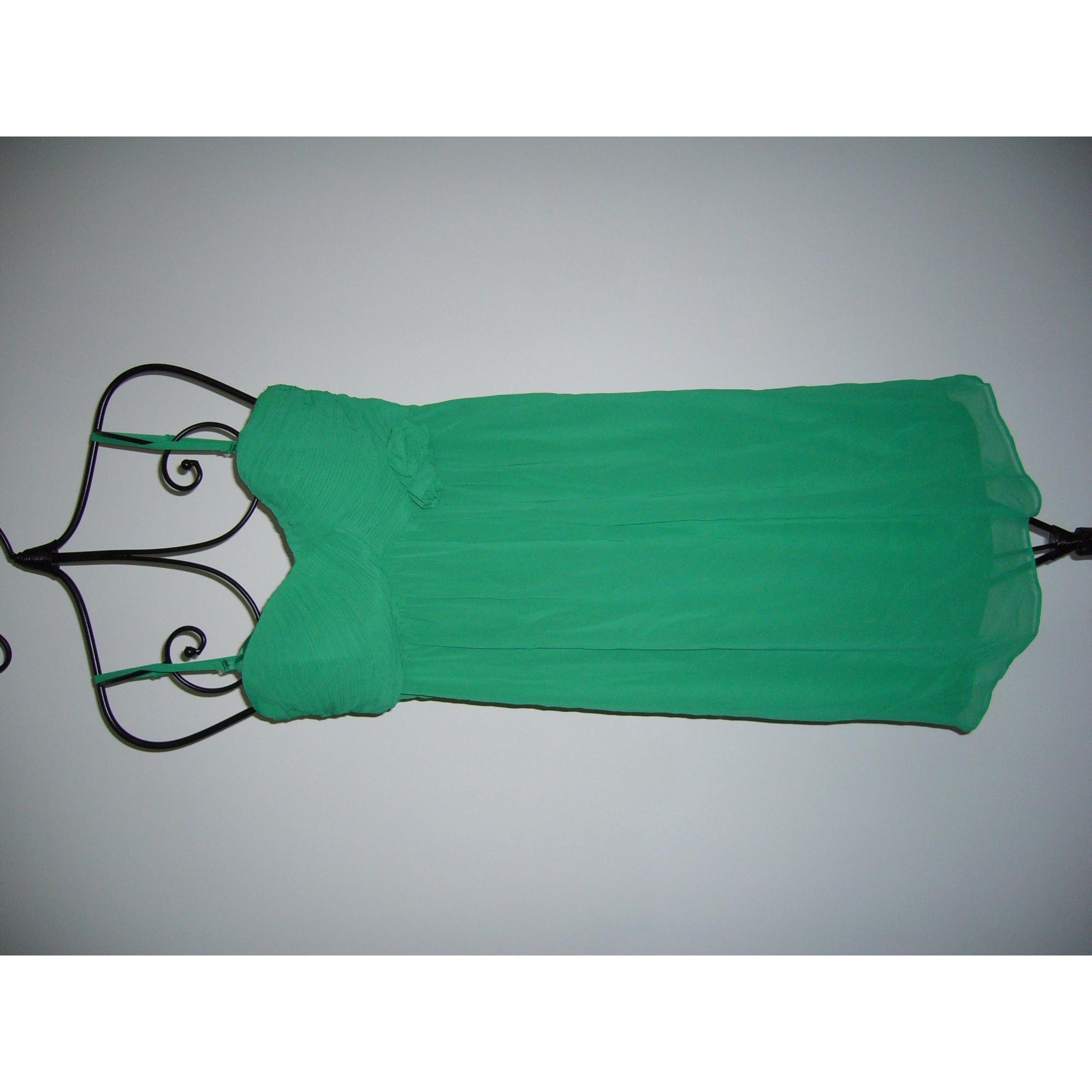 Robe bustier ESPRIT Vert