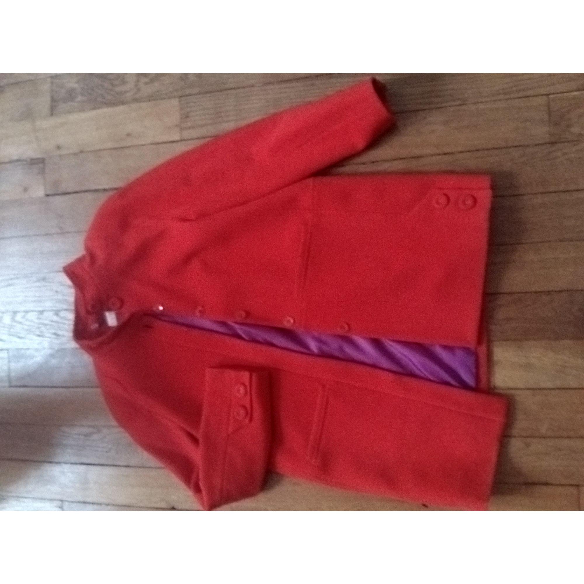 Manteau 1.2.3 Rouge, bordeaux