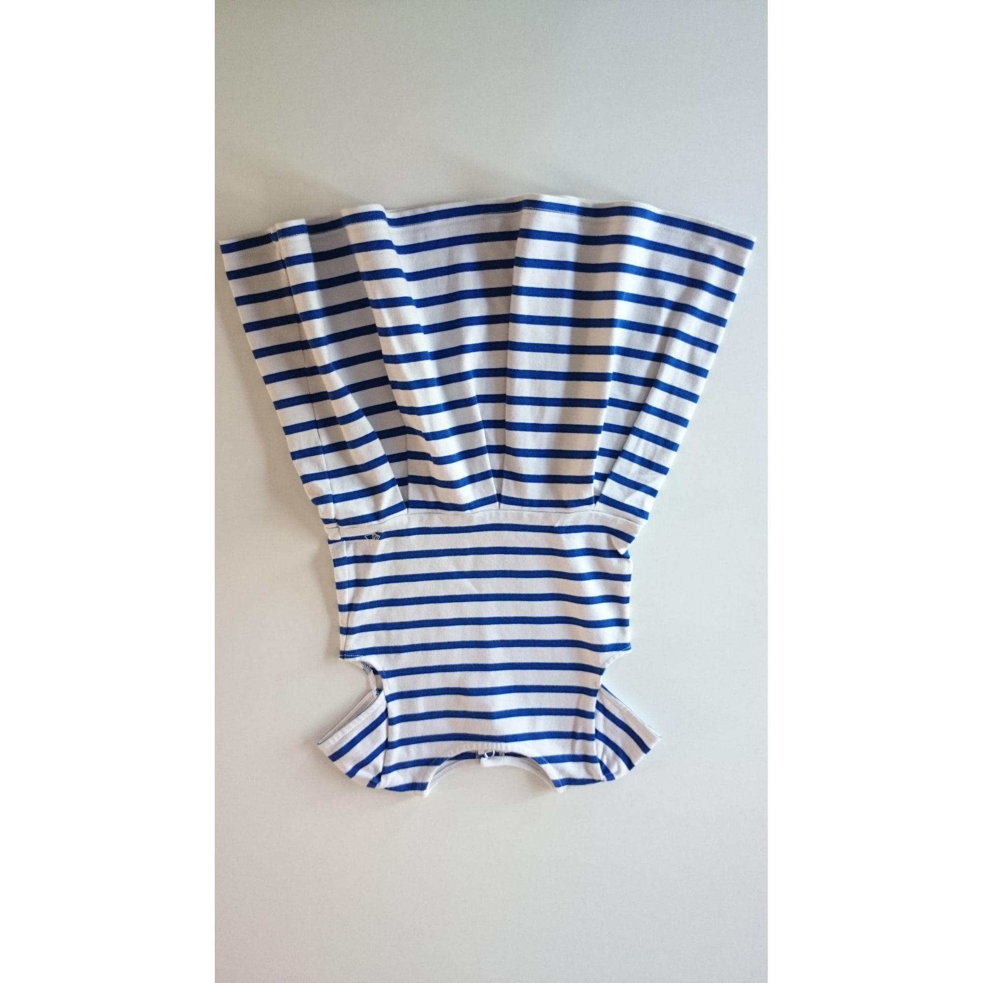 Robe PETIT BATEAU Bleu, bleu marine, bleu turquoise