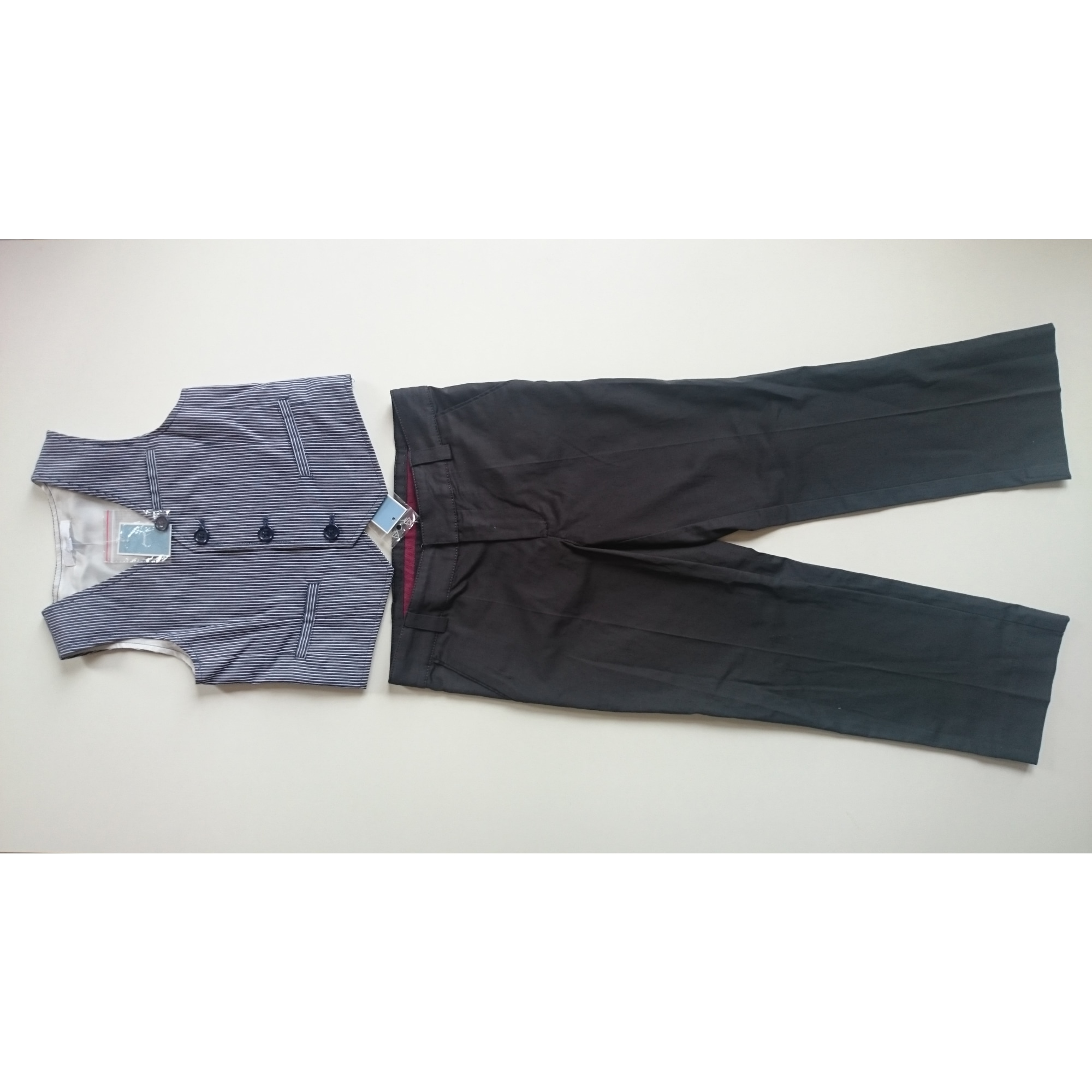 Pants Set, Outfit JACADI Black
