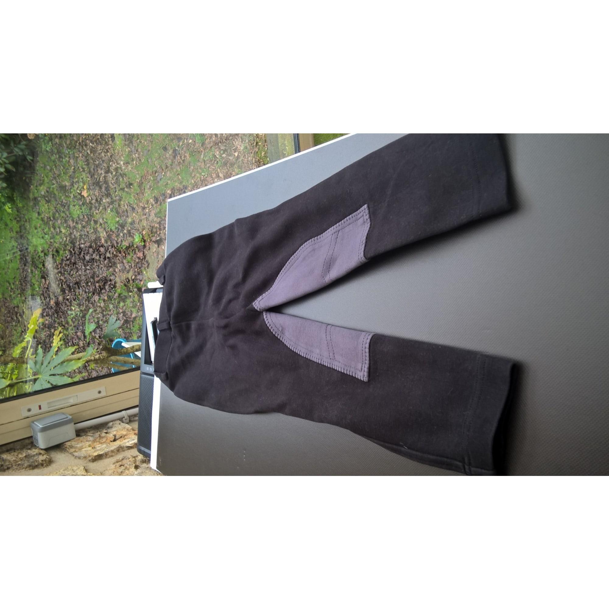 Pantalon MARQUE INCONNUE Noir