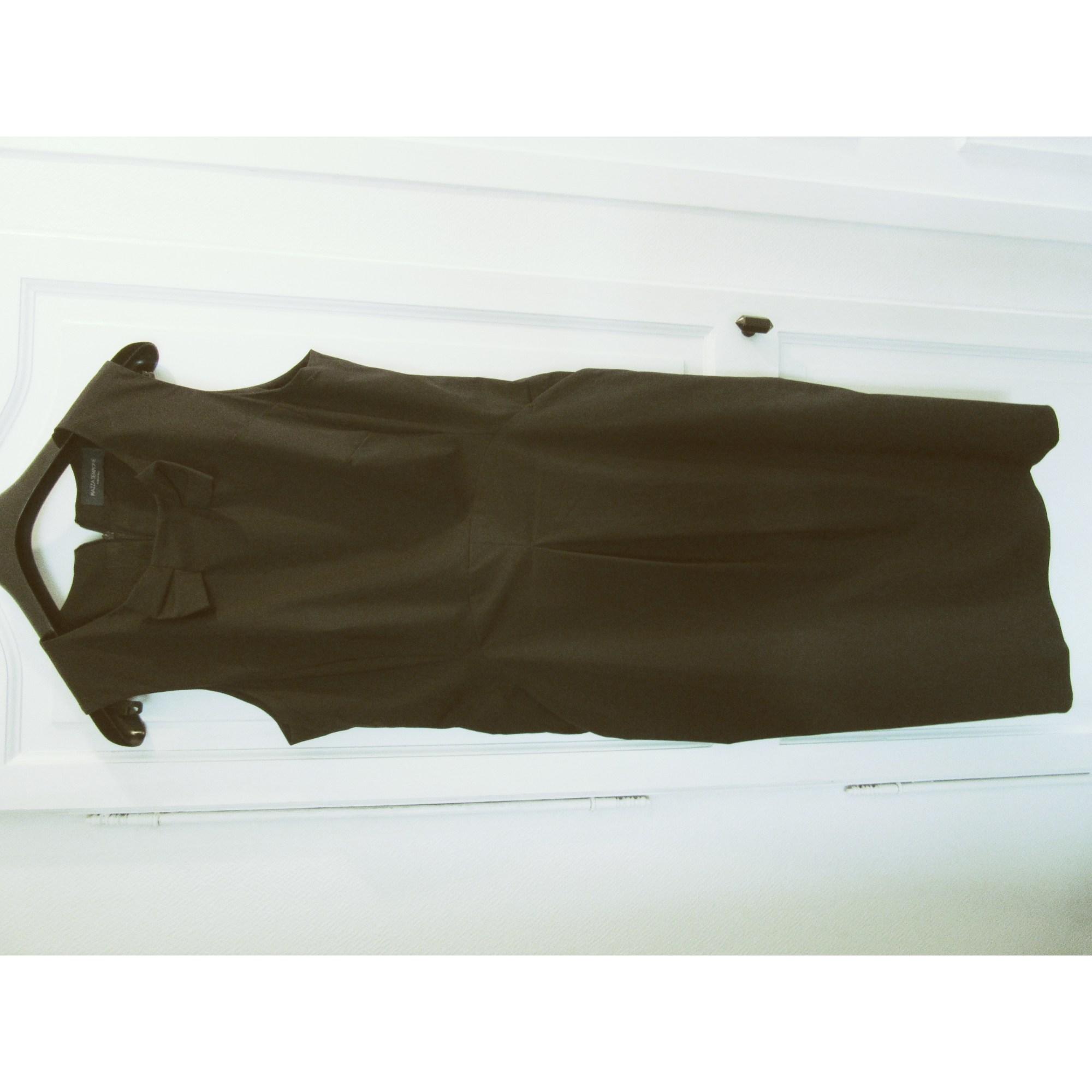 Robe mi-longue PIAZZA SEMPIONE Noir