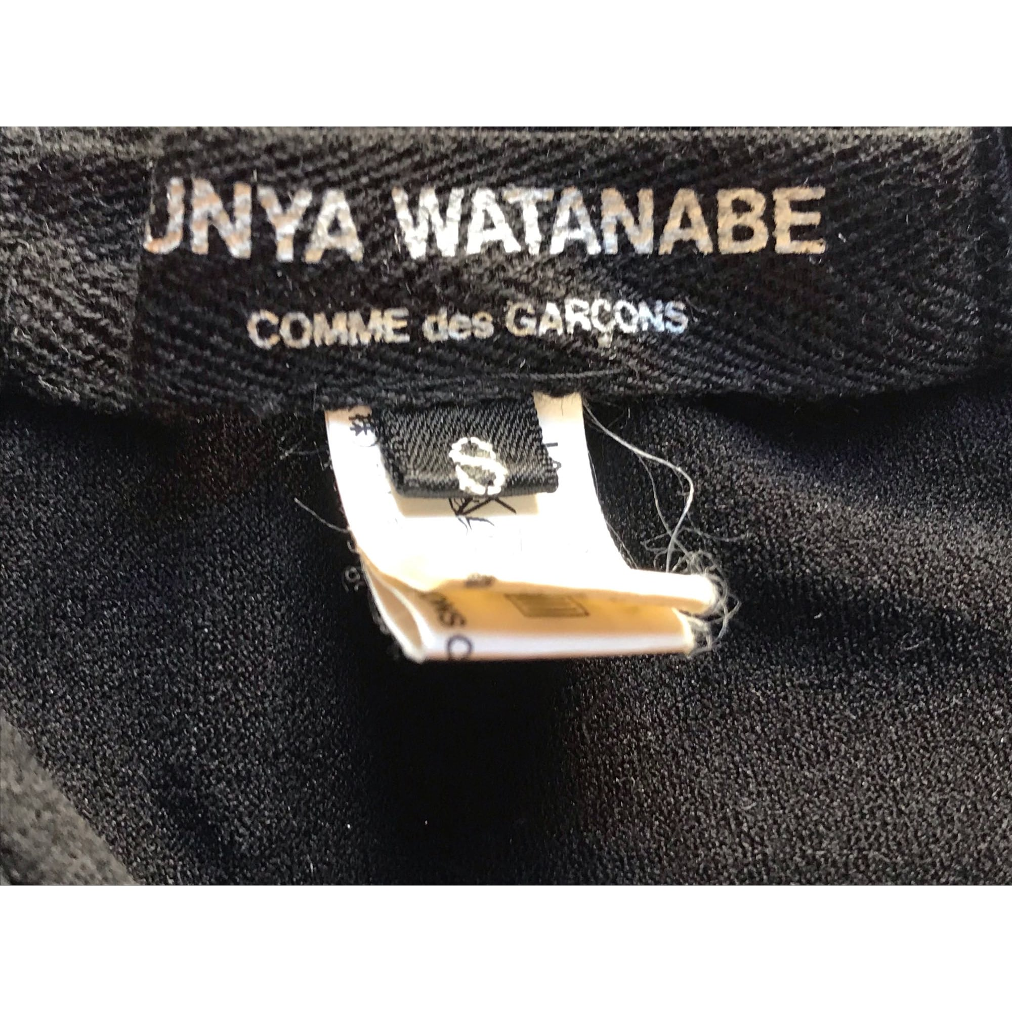 Top, tee-shirt JUNYA WATANABE Noir