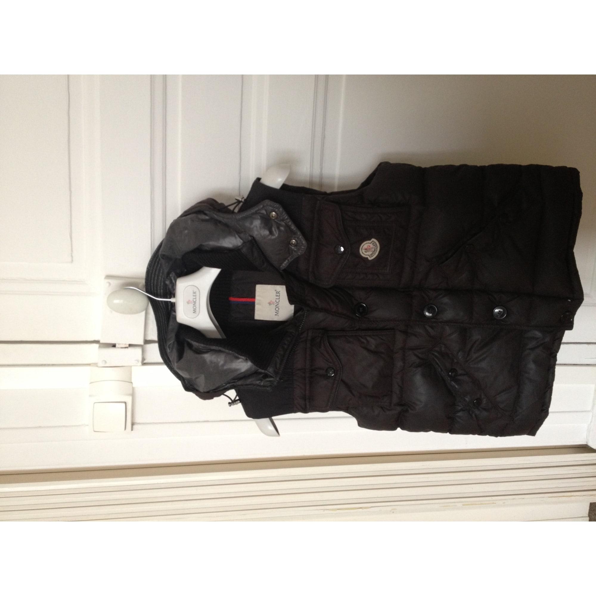 37bc1d74e007 Doudoune MONCLER 46 (S) noir vendu par Tristan72278 - 1062105