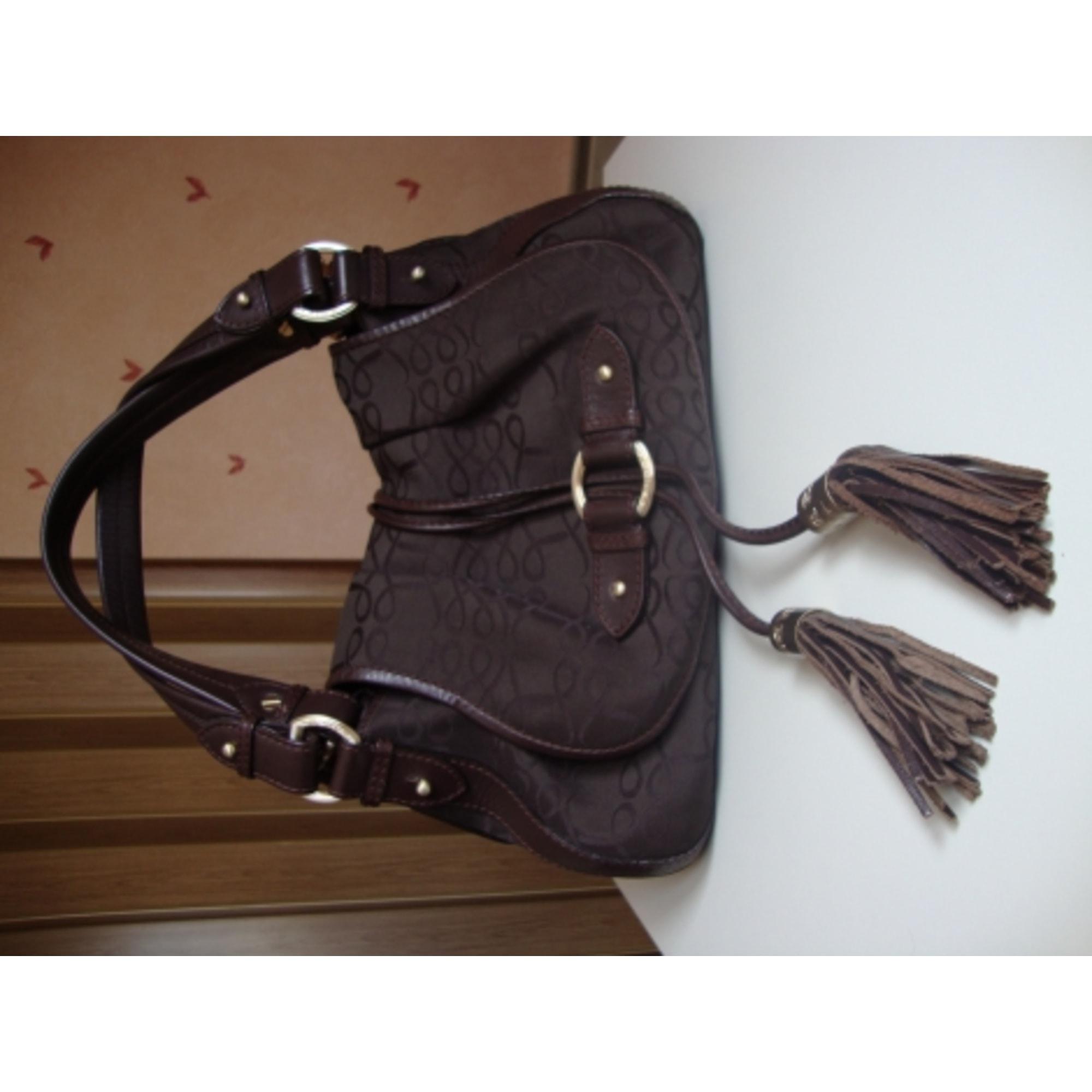 a459fcee81 Sac à main en cuir LANCEL marron vendu par Dora 52279190 - 1321637