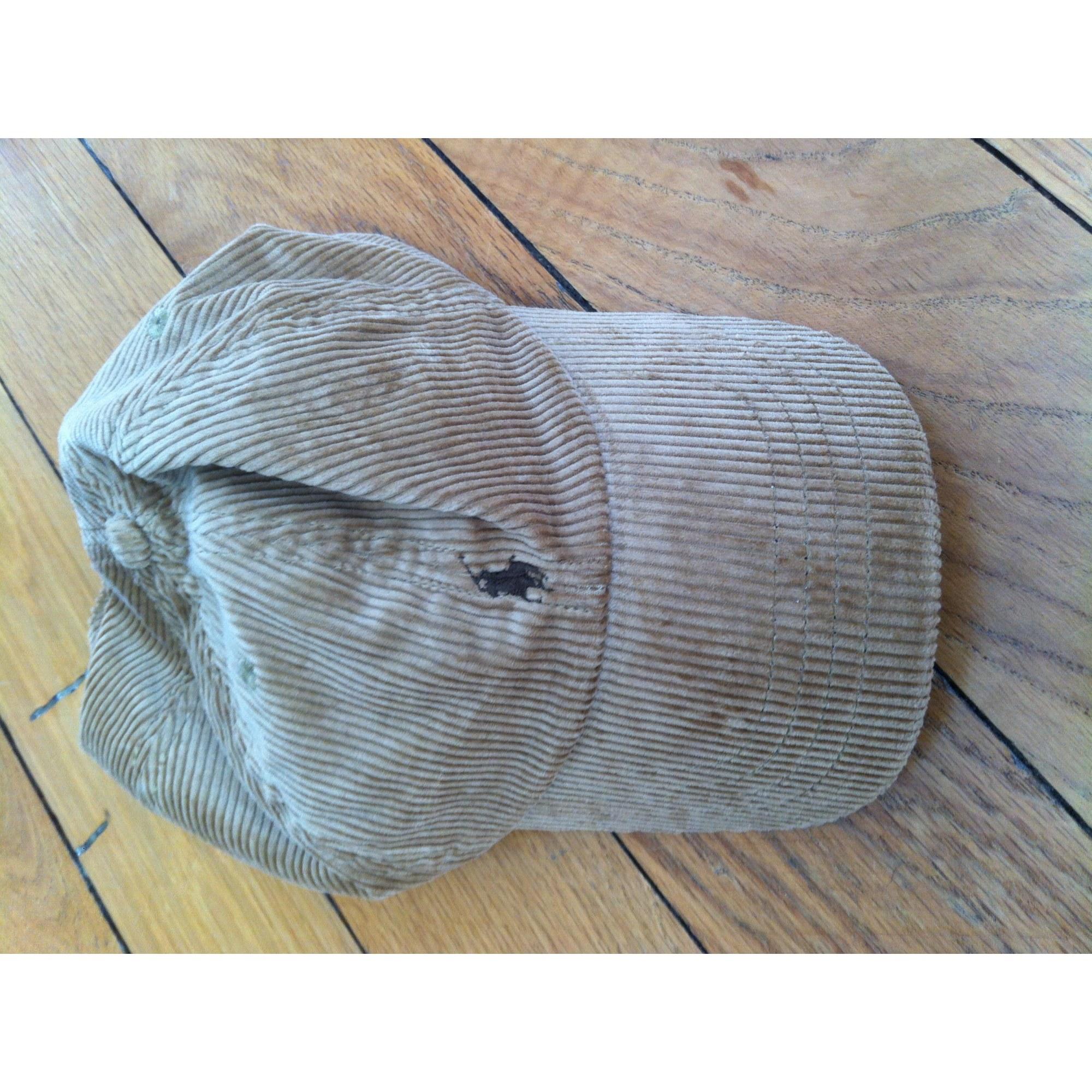 Casquette RALPH LAUREN Autre beige vendu par Do - 1788689 fb1c03e949e