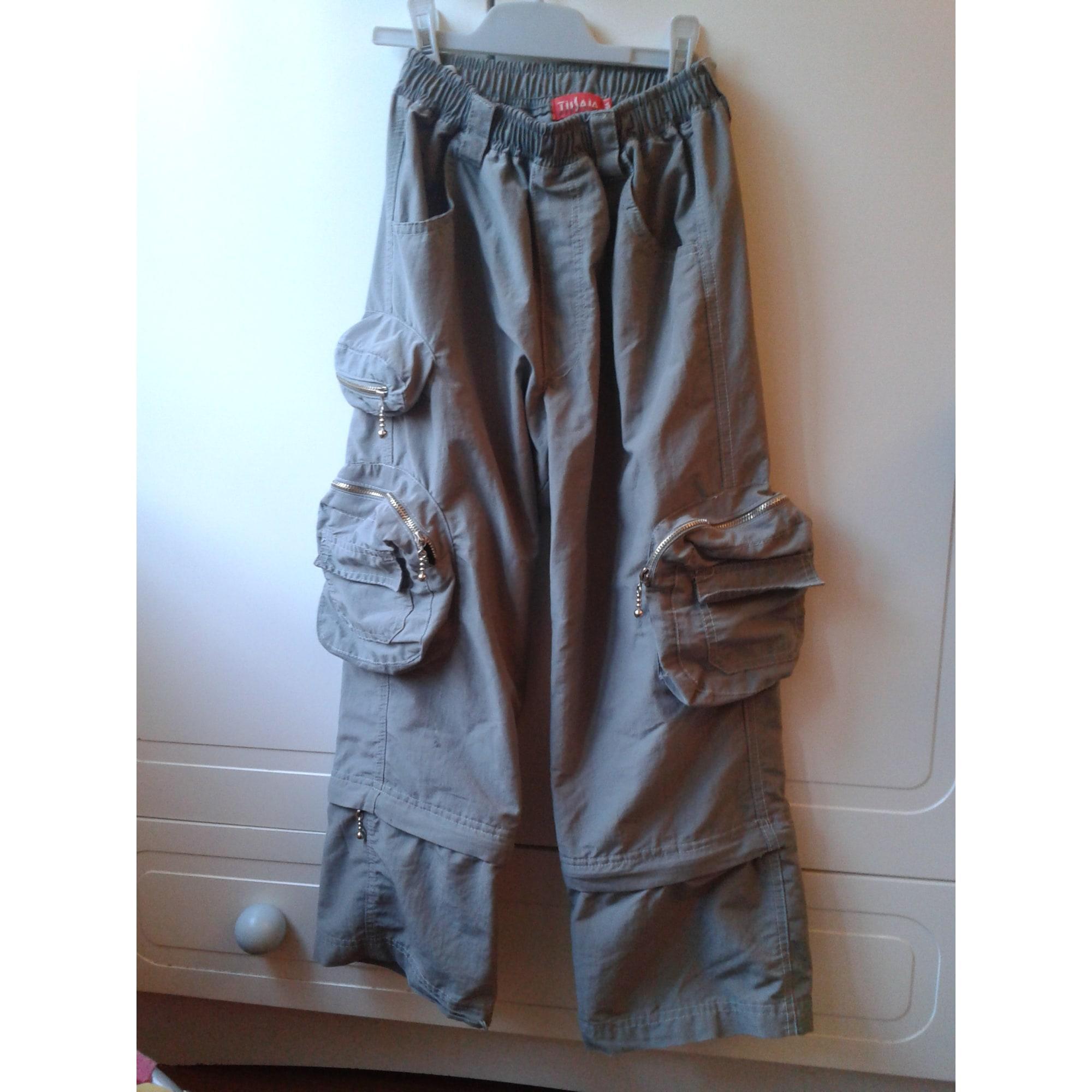 Pantalon TISSAIA Vert