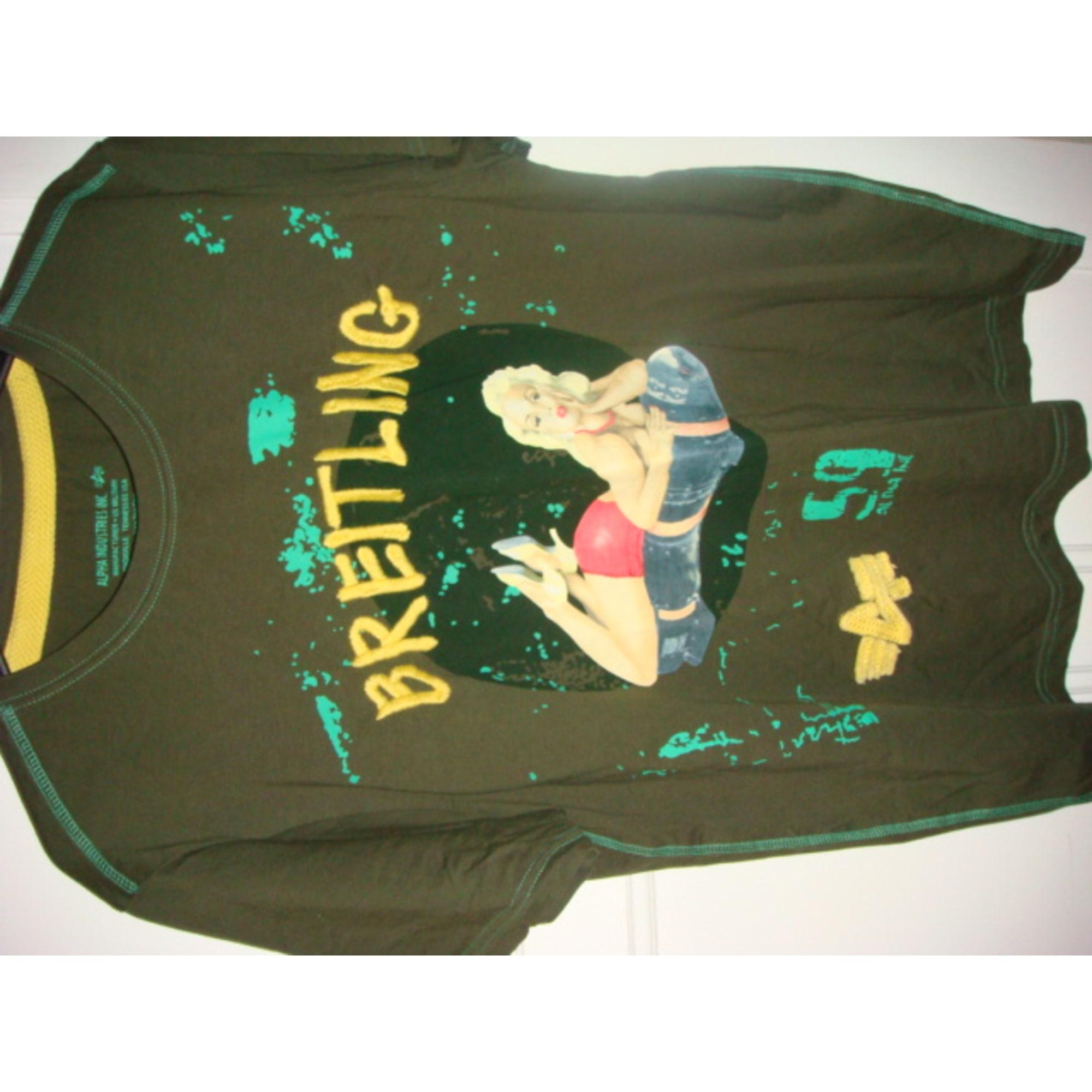 Shirt 3lKaki 3lKaki Tee Tee 2337125 Breitling Shirt Breitling UMVSpzqLG