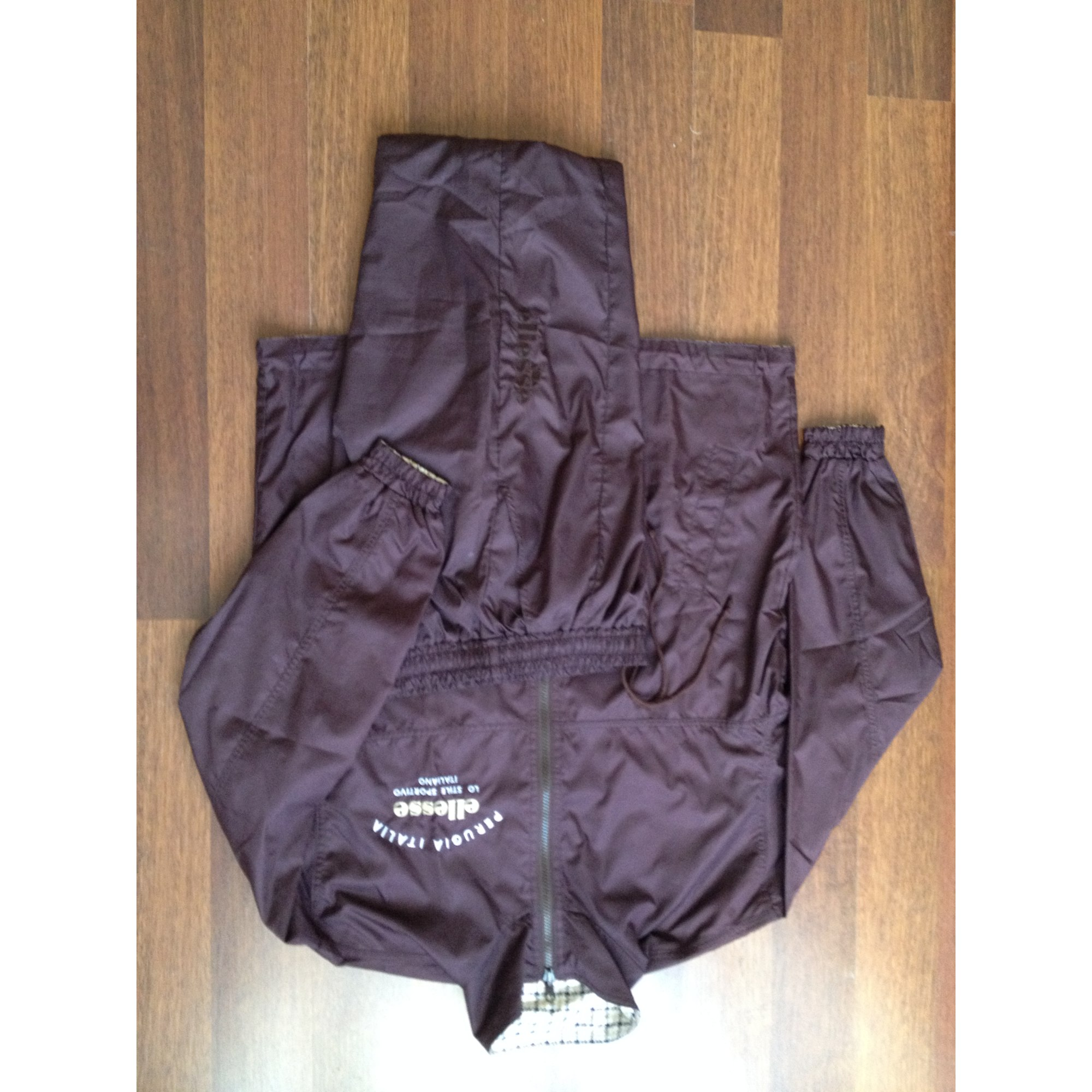 38 Marron T2 Ensemble m Ellesse 2493815 Jogging POxqTE
