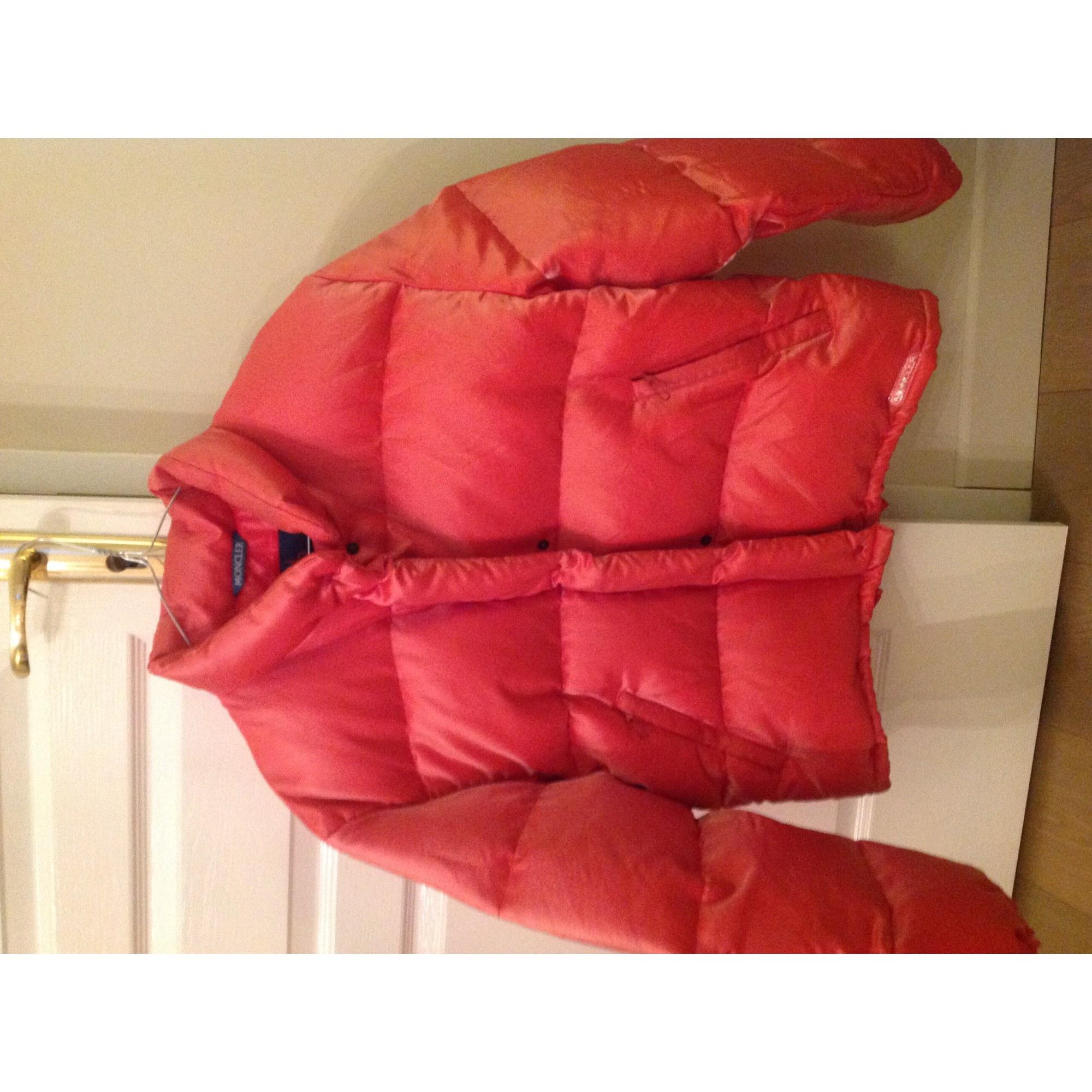 Doudoune MONCLER 40 (L, T3) rouge vendu par Caroline 350734 - 3881530 f15bd802aae