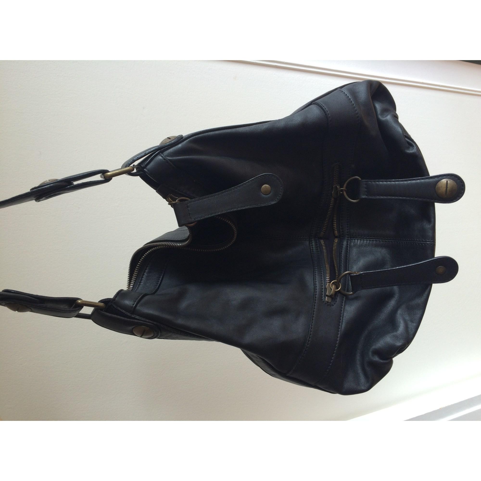 Sac à main en cuir GERARD DAREL noir vendu par Odette ginette - 3913430 e883f32d9685