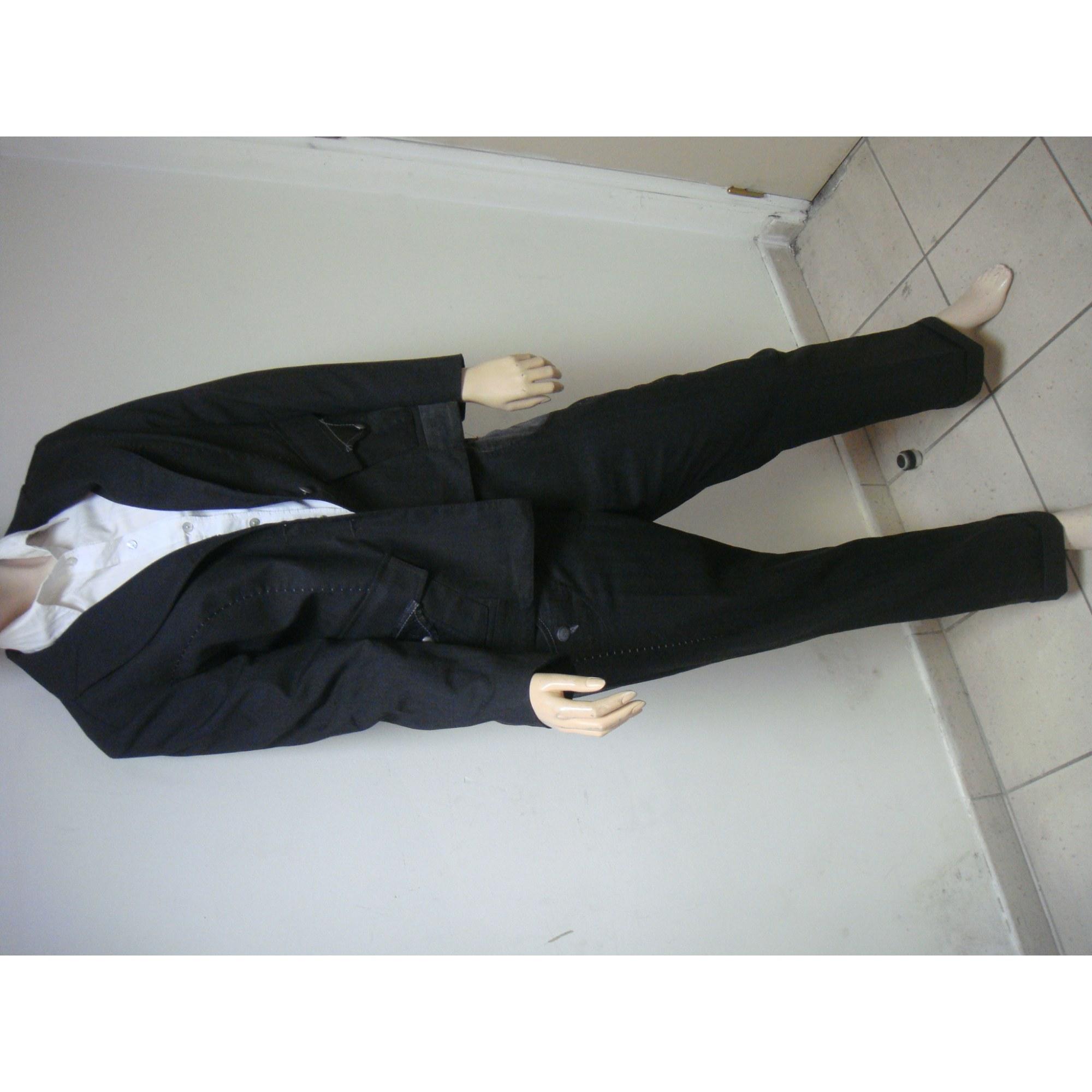Tailleur pantalon EVA KAYAN Noir