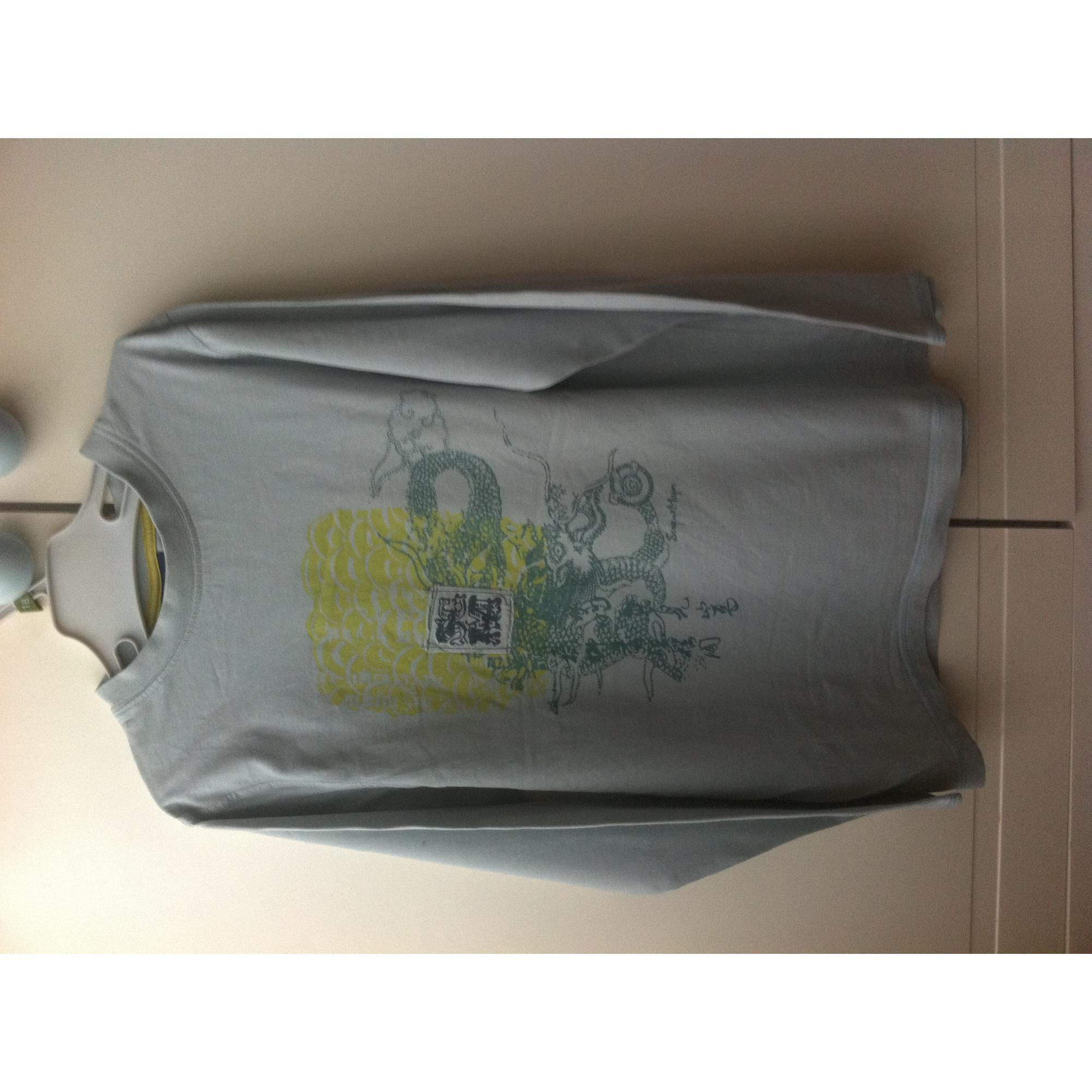 Tee-shirt SERGENT MAJOR Bleu, bleu marine, bleu turquoise