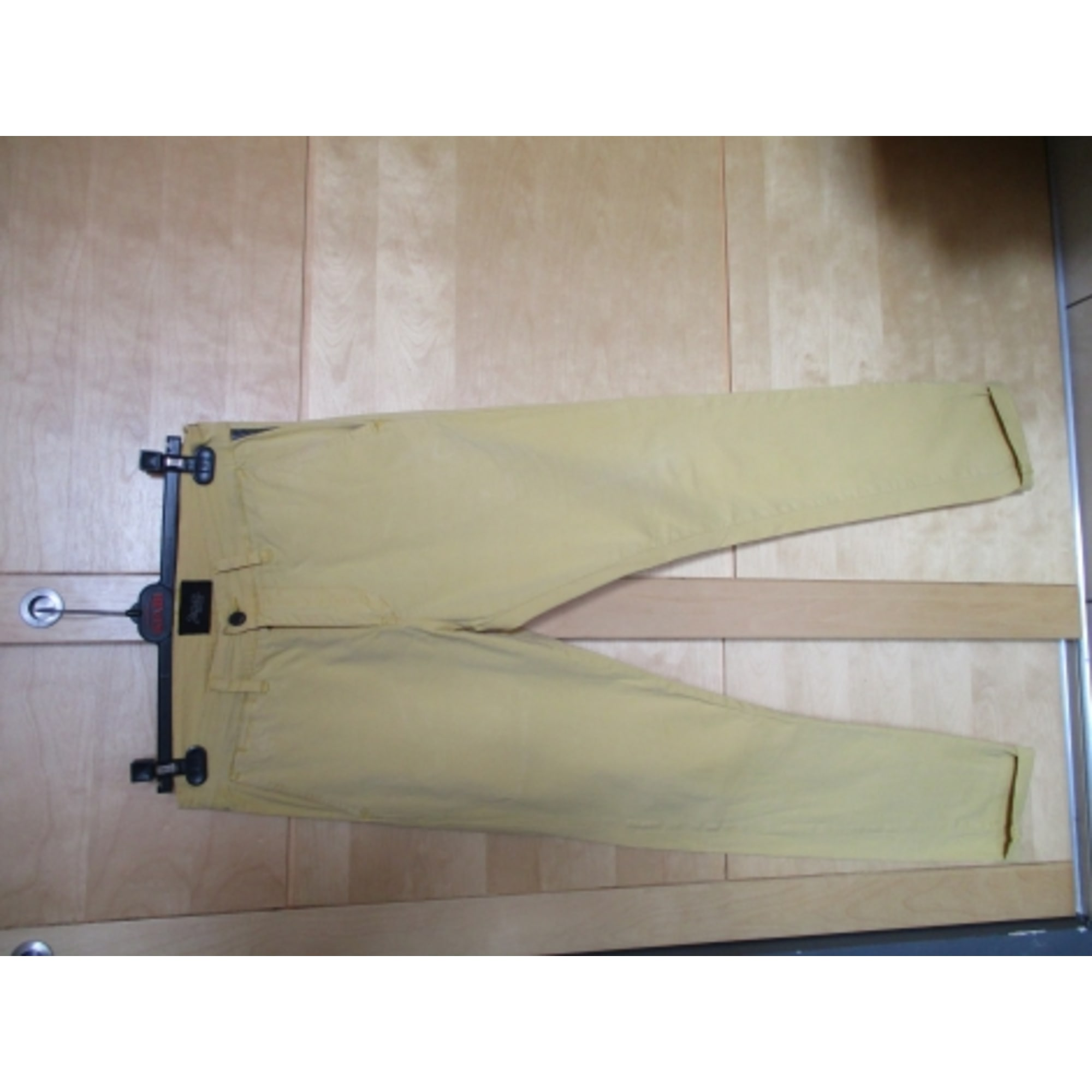 Pantalon large JAPAN RAGS Jaune