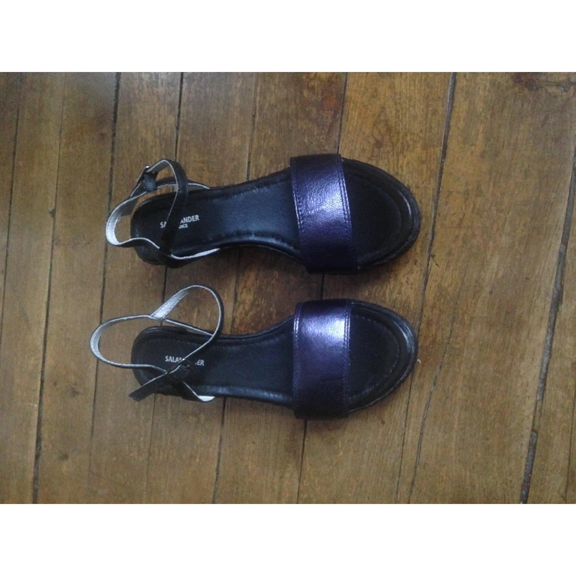 Salamander Vendu Sandales 38 Noir Compensées Par Dora Dressing 6483303 qpzjMLVUSG