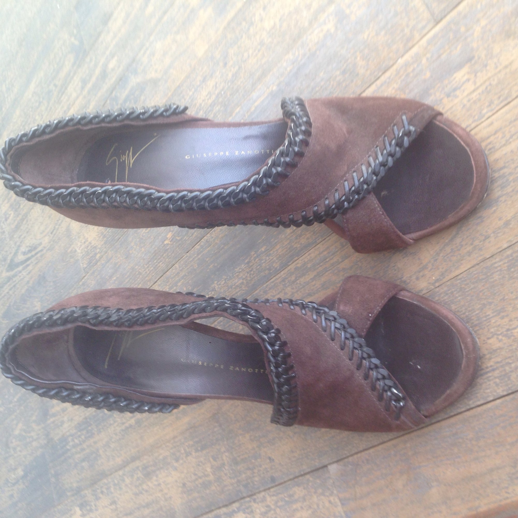 Peep Toe Res Shoes France